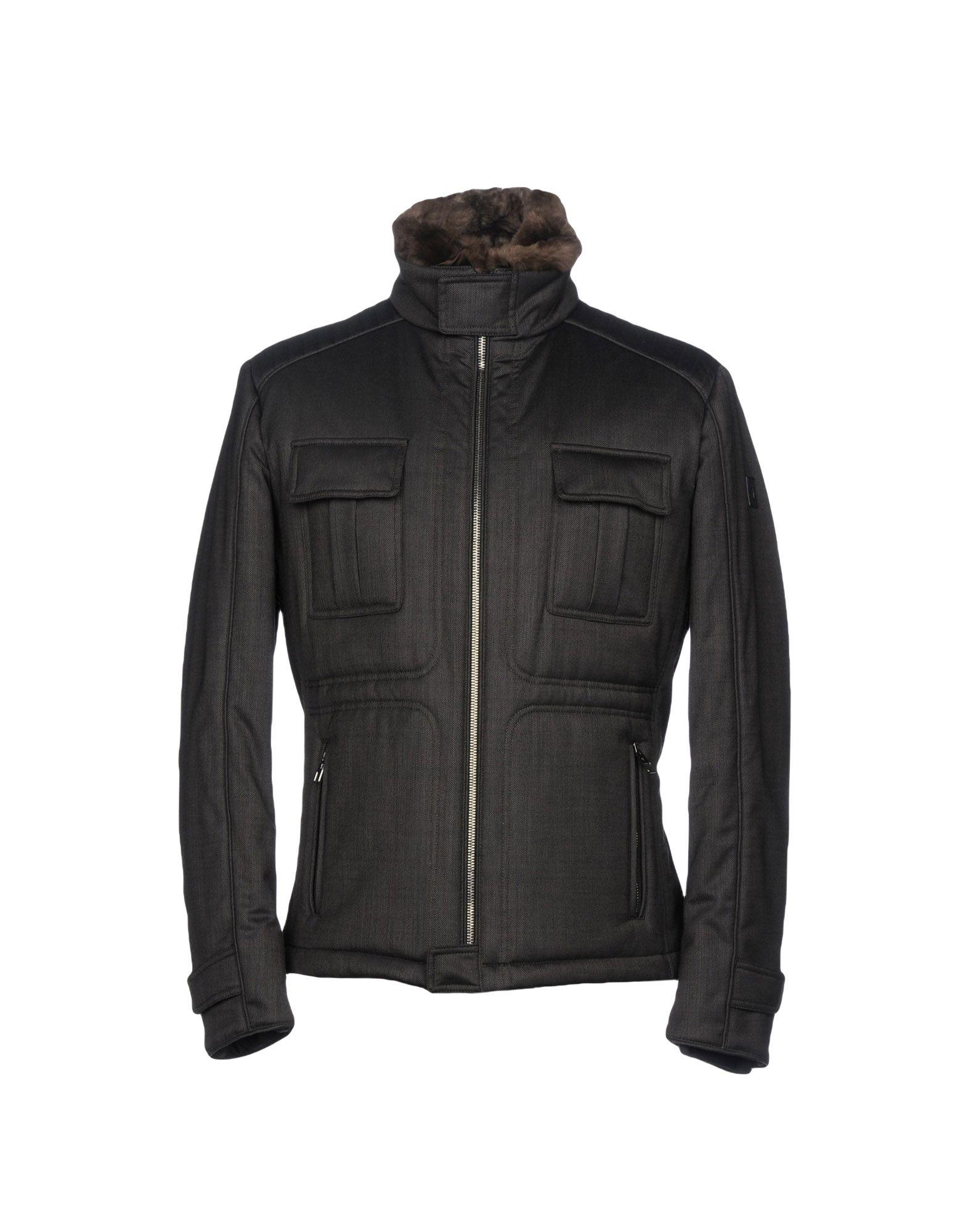Montecore Jacket In Black