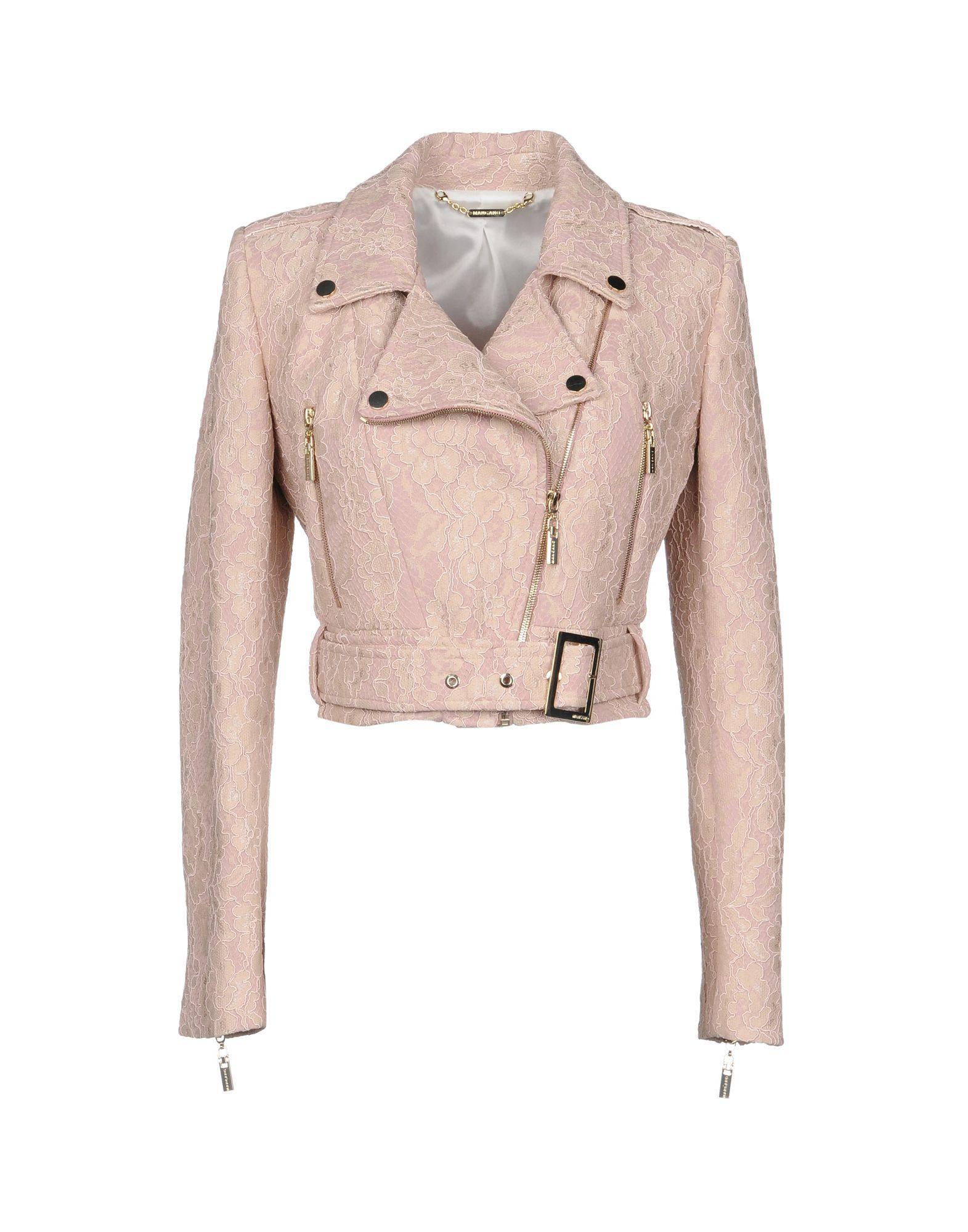 Mangano Jackets In Pink