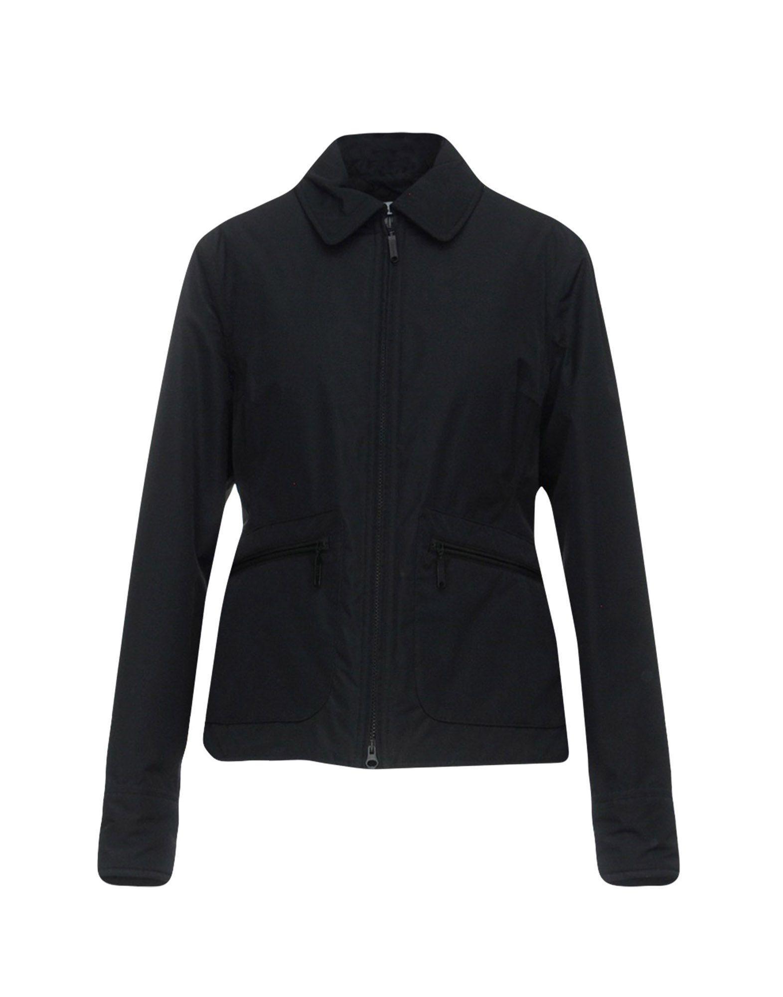 Aspesi Jacket In Black