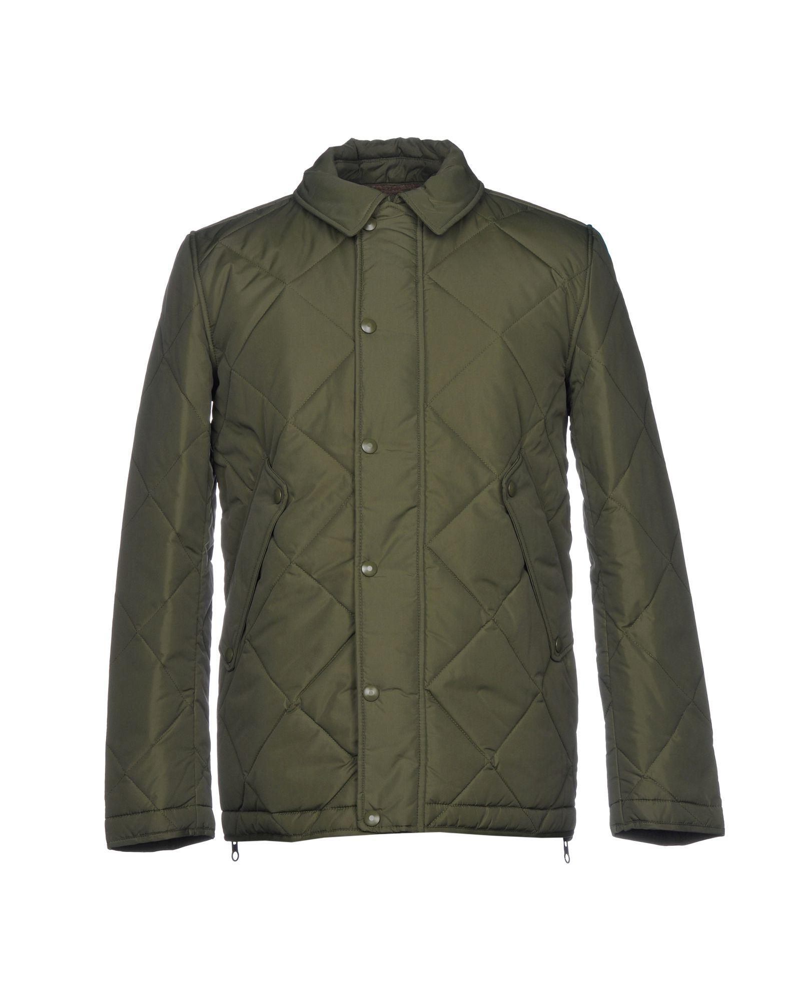 Sempach Jacket In Military Green