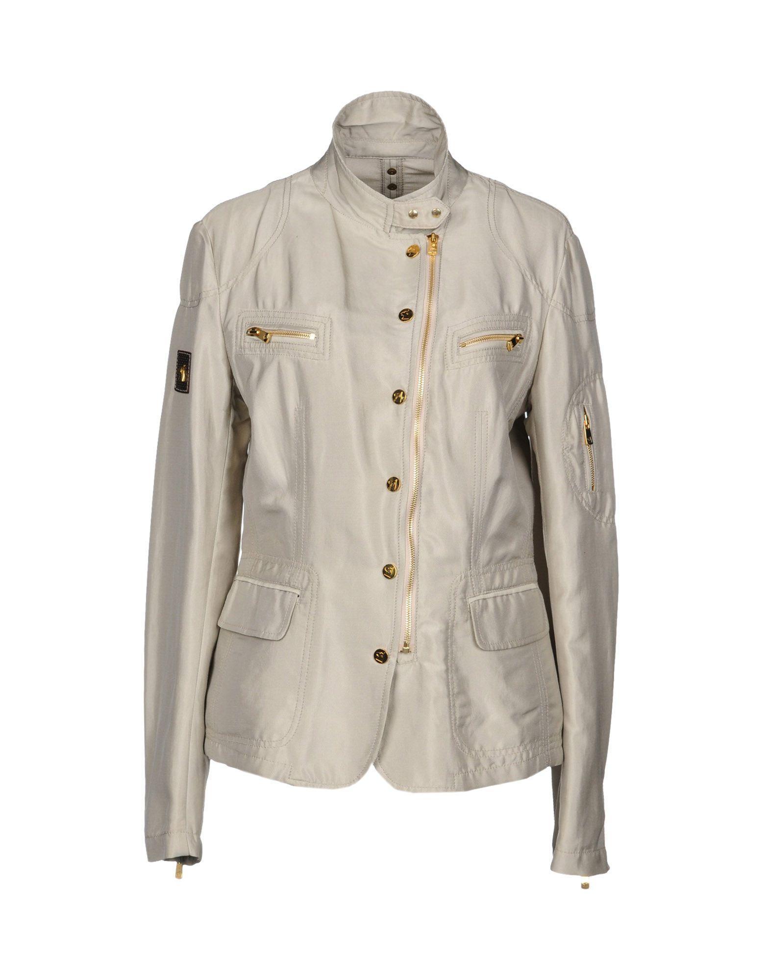 Montecore Jacket In Light Grey