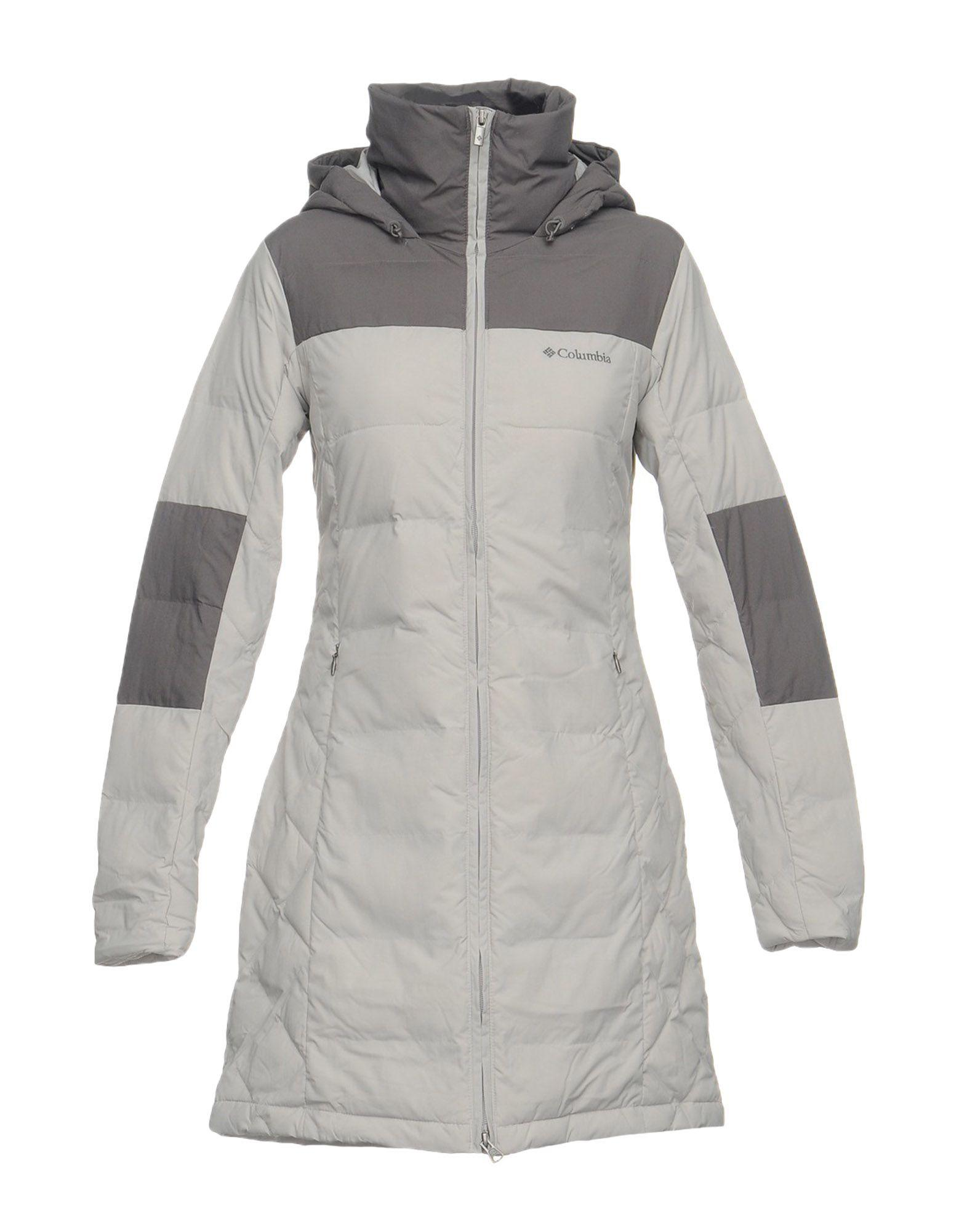 Columbia Jackets In Light Grey