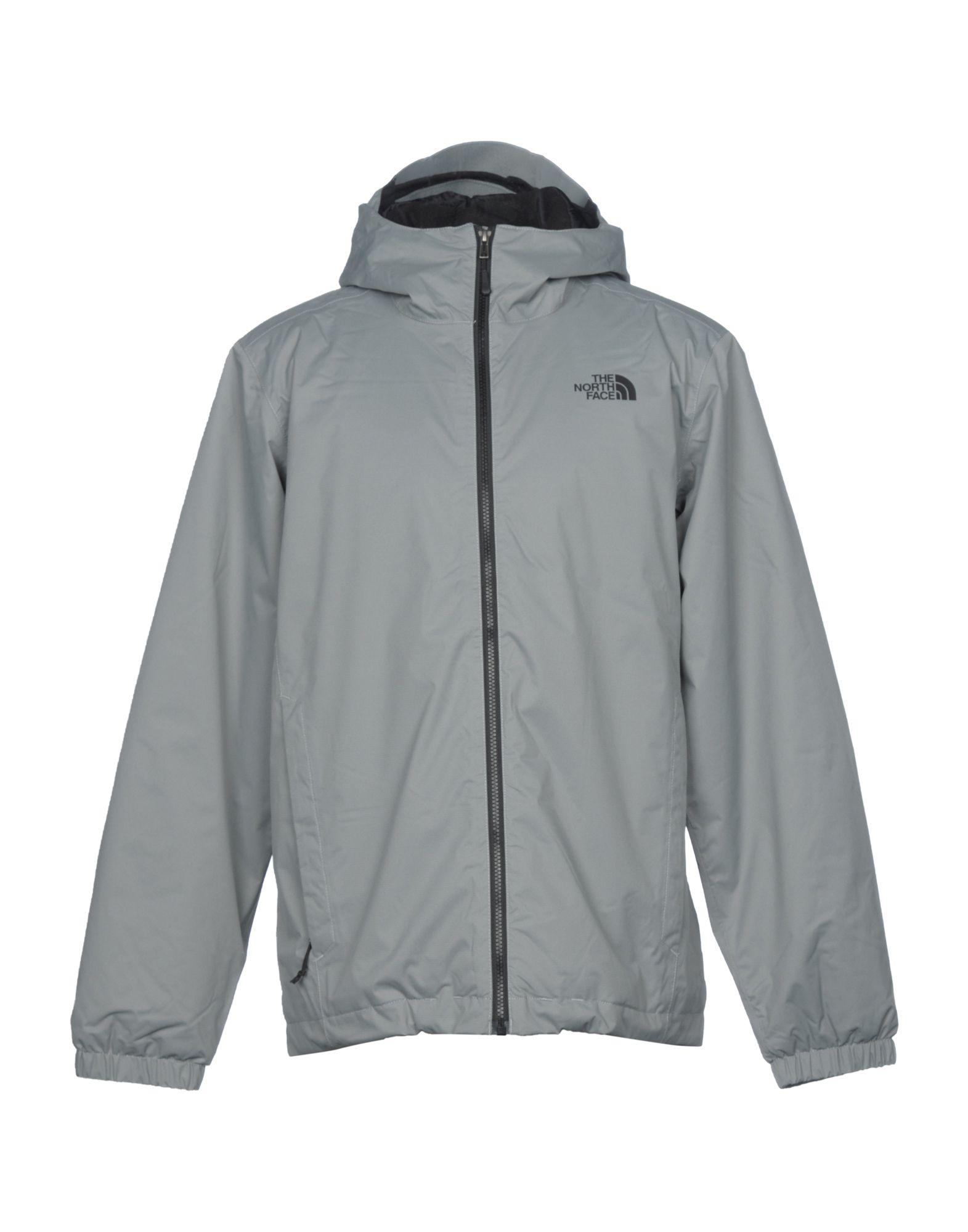 The North Face In Grey