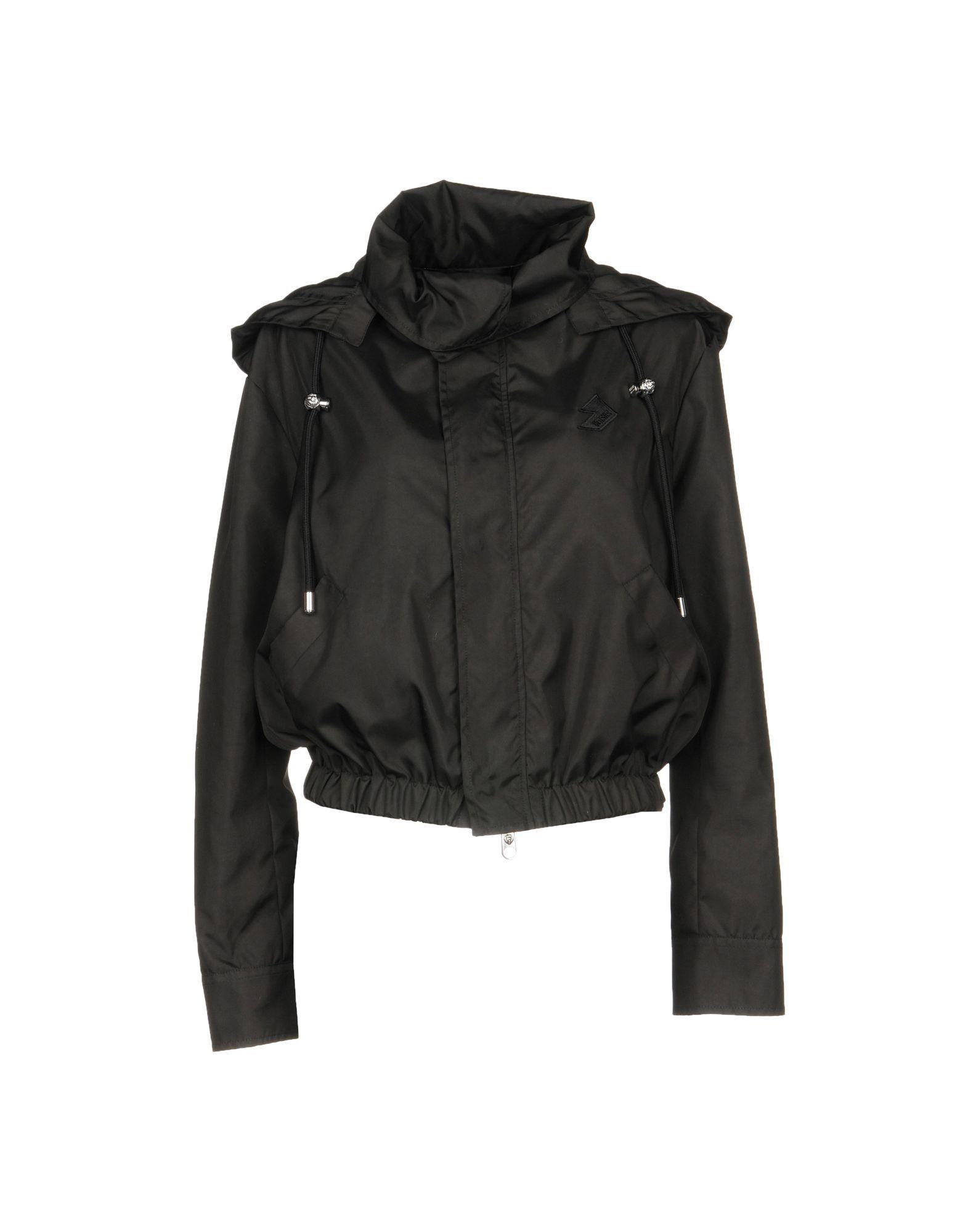 Versus Jacket In Black