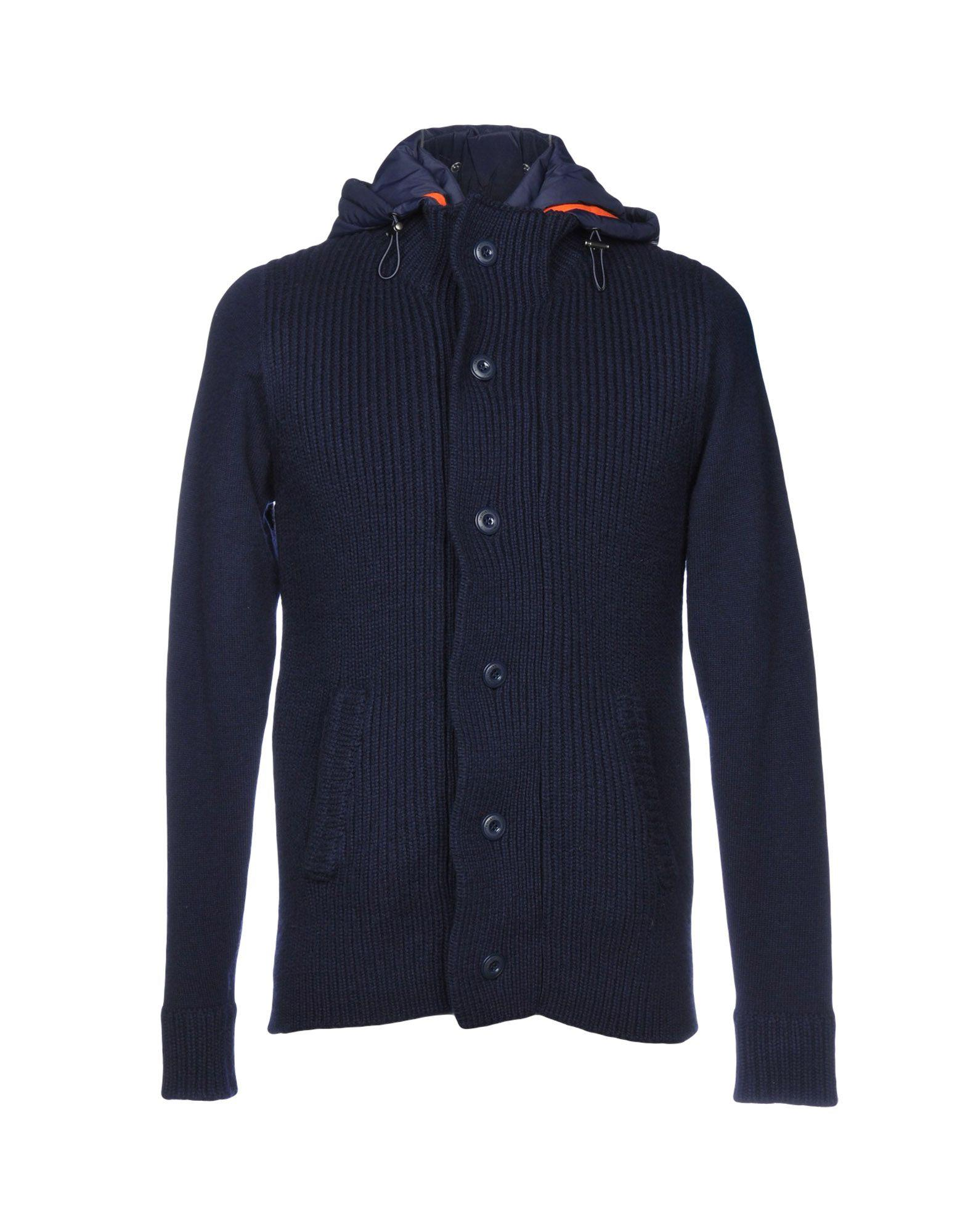 Trussardi Jeans Jacket In Dark Blue