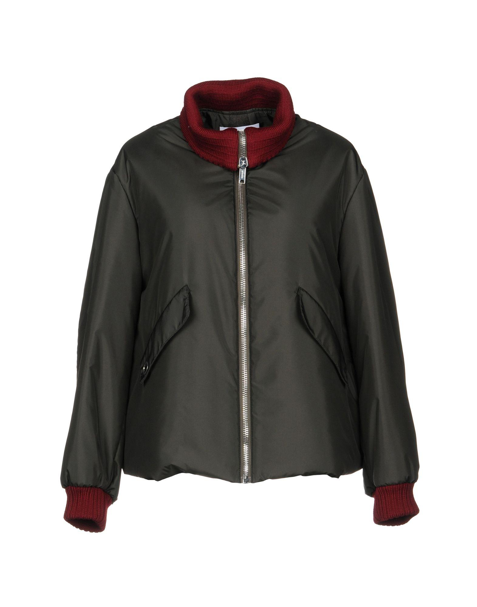 Dondup Jacket In Military Green