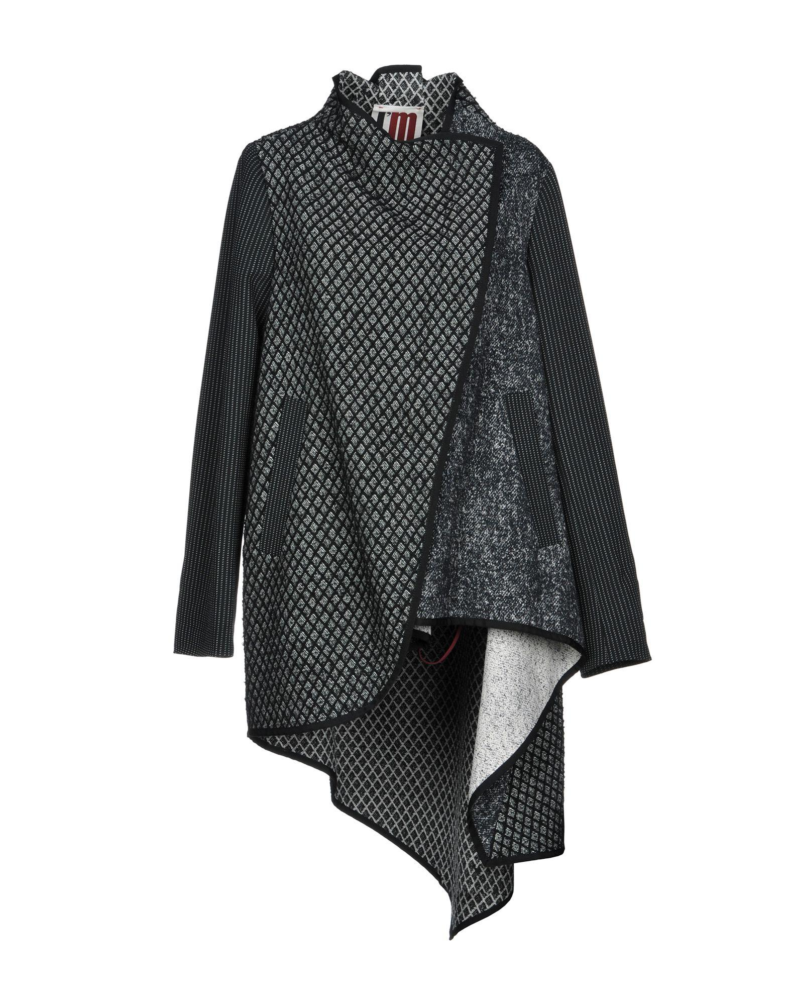 I'm Isola Marras Full-length Jacket In Black