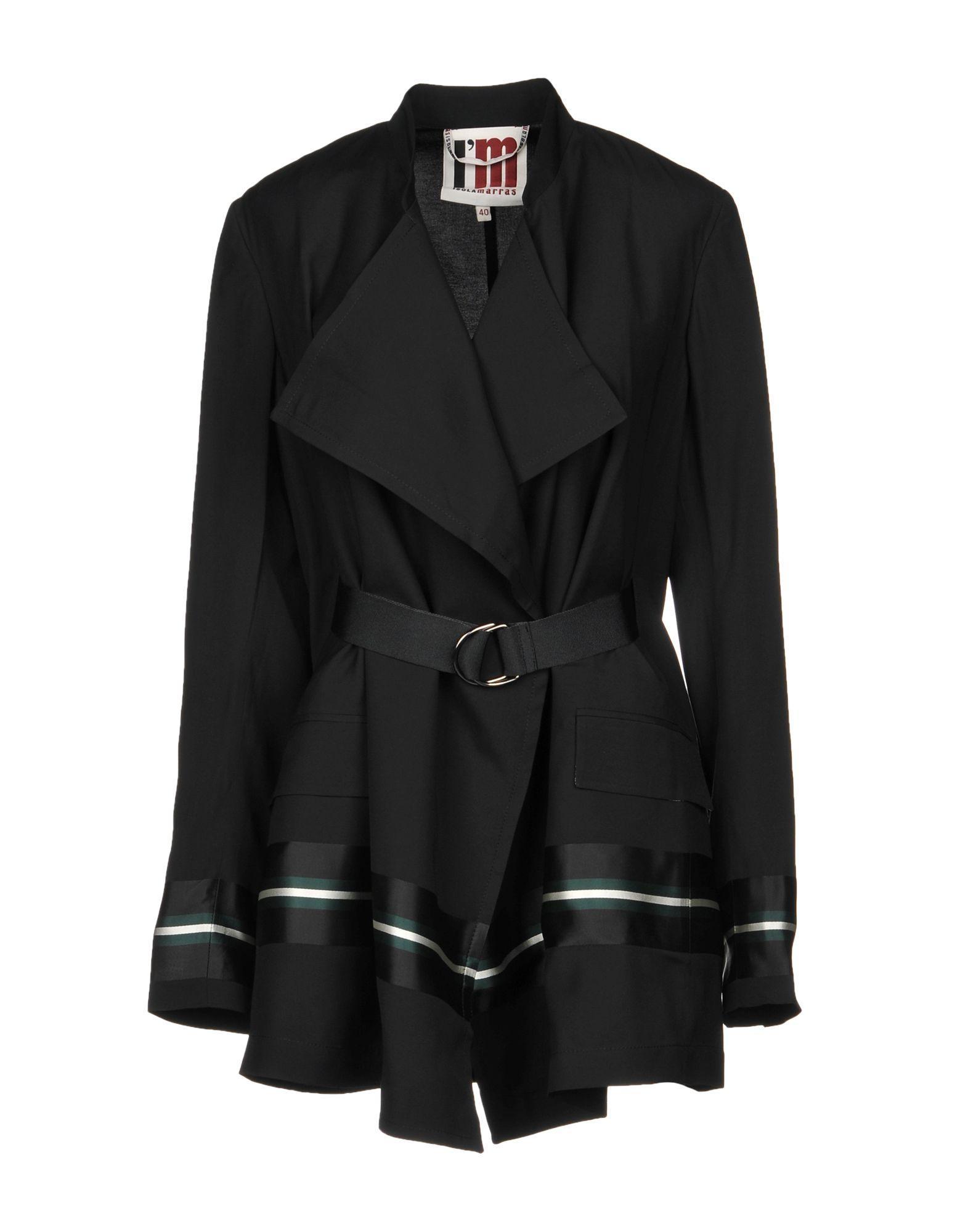 I'm Isola Marras Overcoats In Black