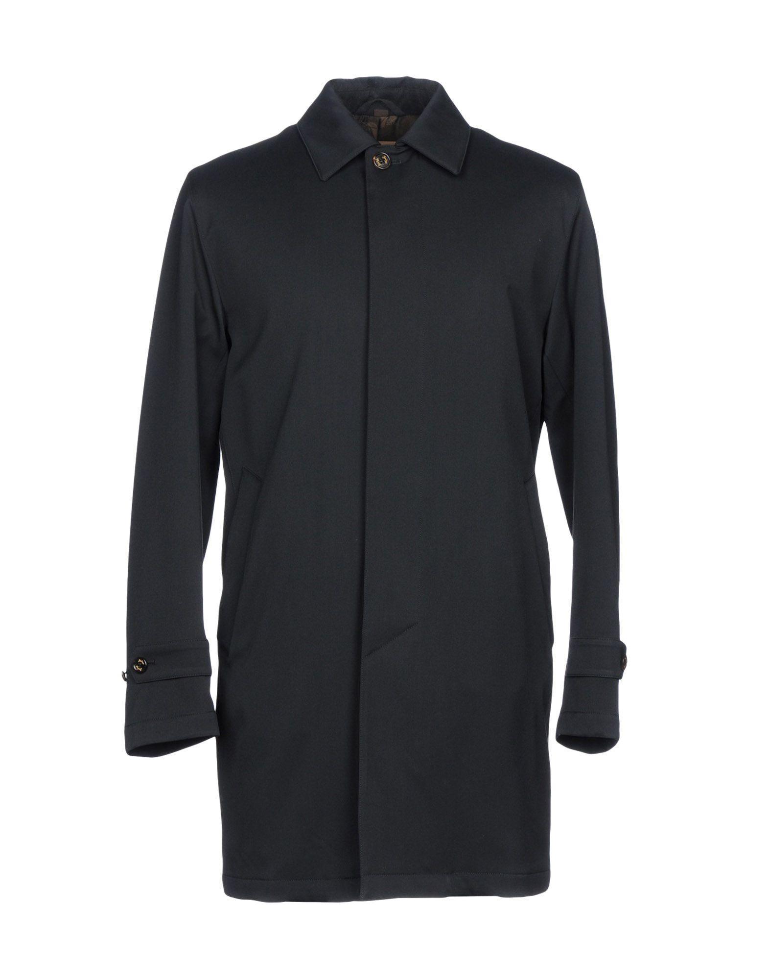 Sealup Full-length Jacket In Dark Green