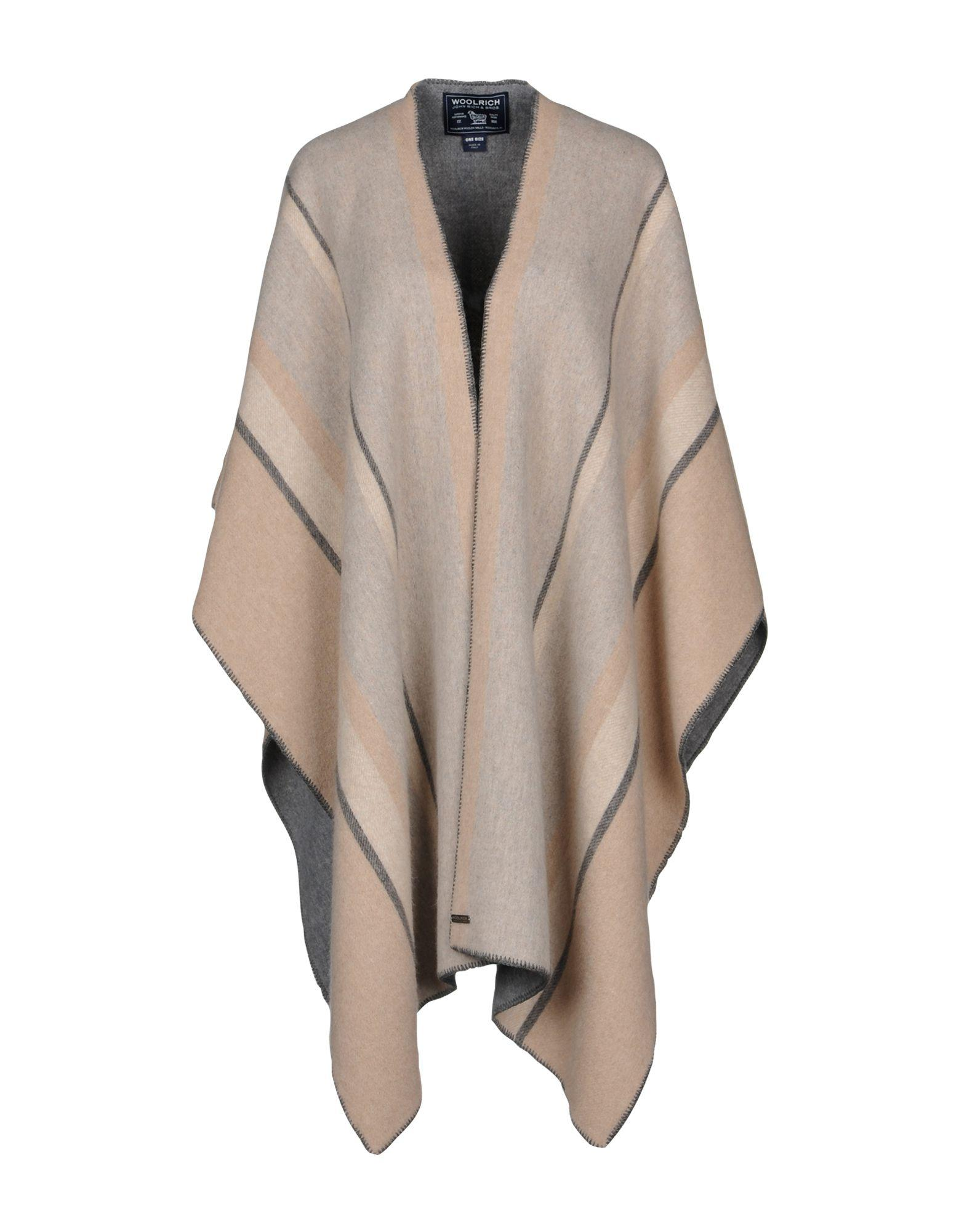 Woolrich Cape In Sand