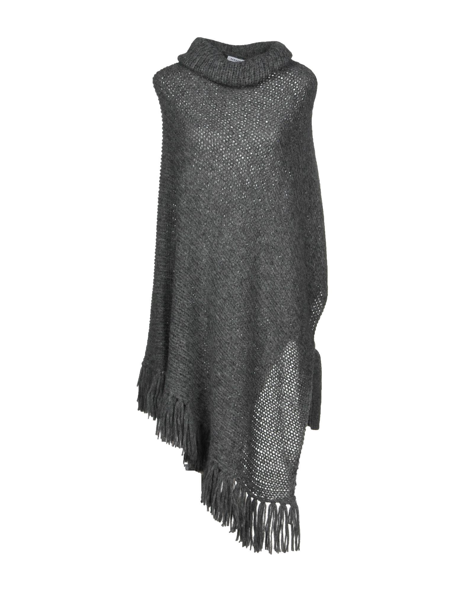 P.a.r.o.s.h. Capes & Ponchos In Grey