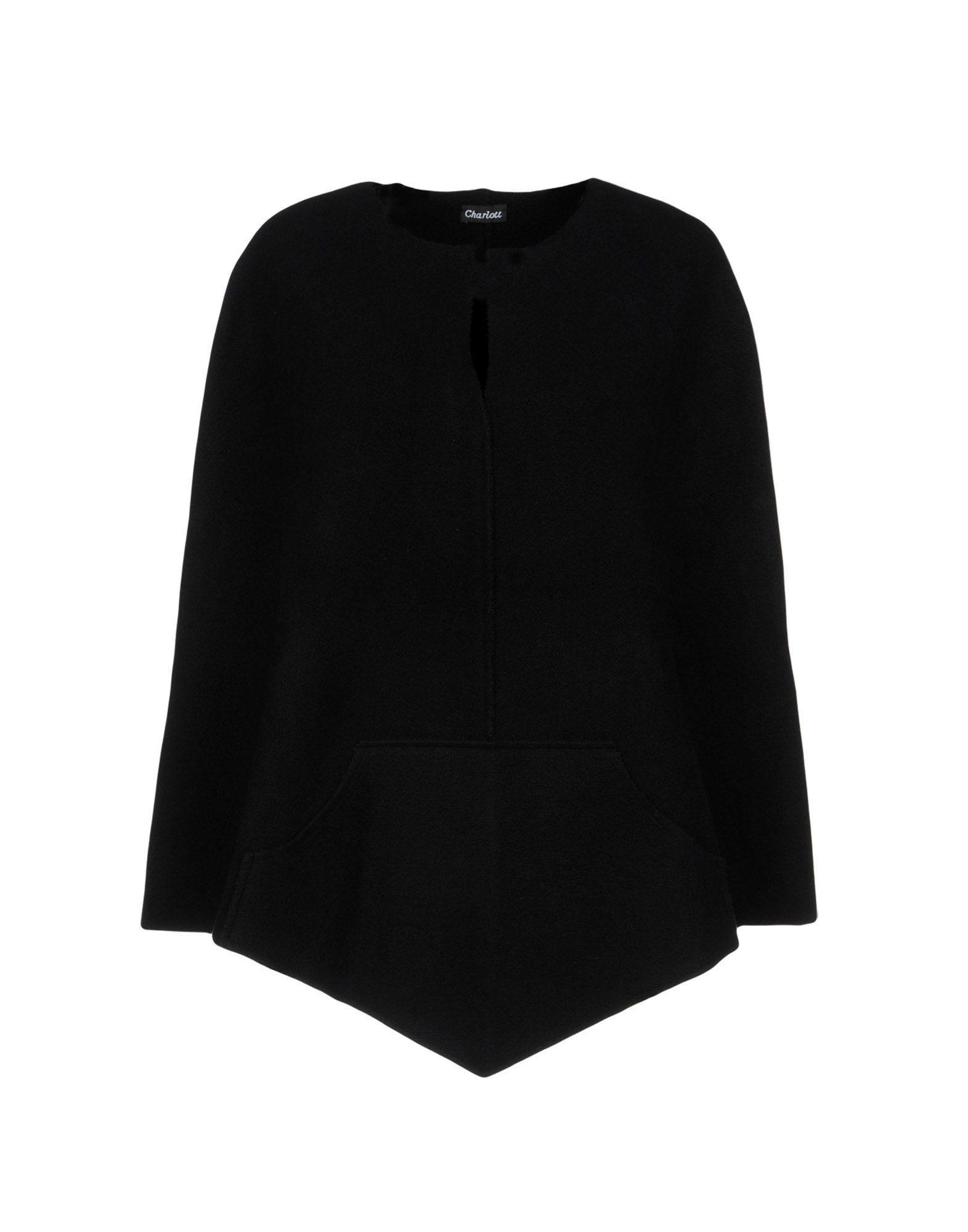 Charlott Cape In Black