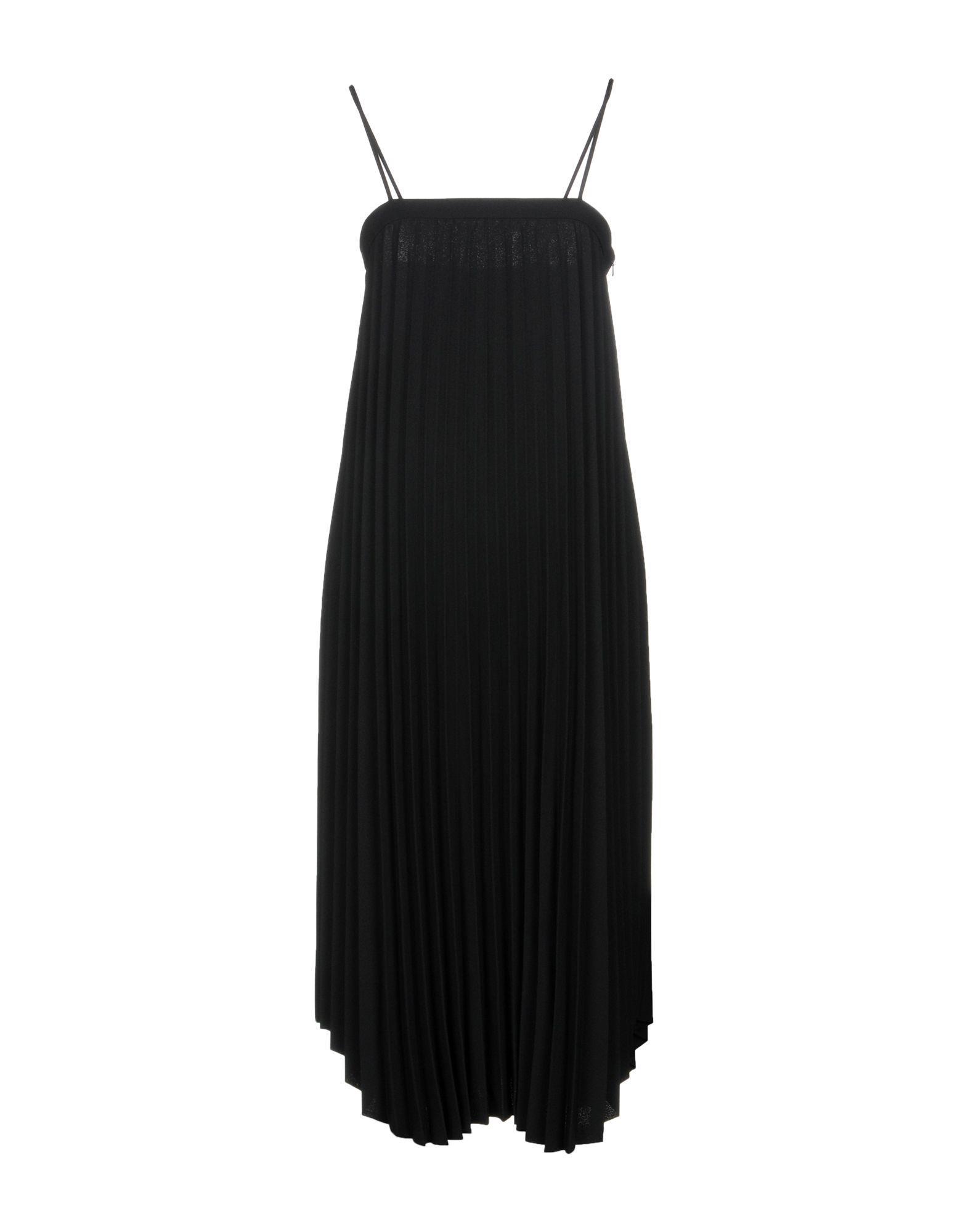Filippa K Knee-length Dresses In Black