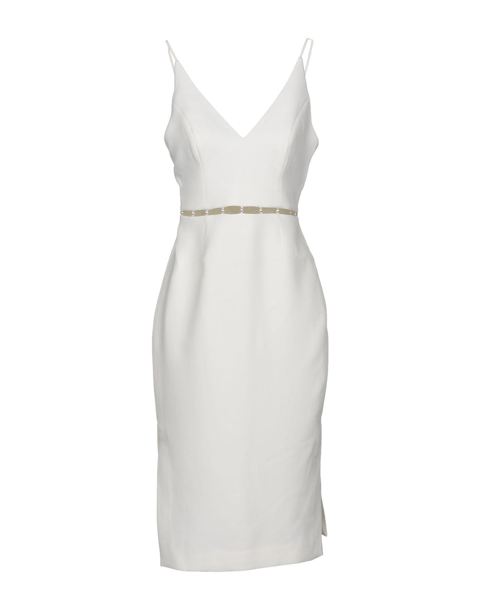 Keepsake ® Knee-length Dresses In Ivory