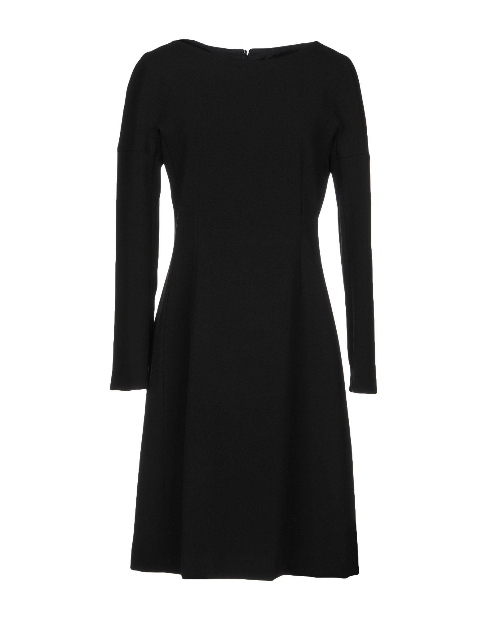 Alberto Biani Knee-length Dress In Black