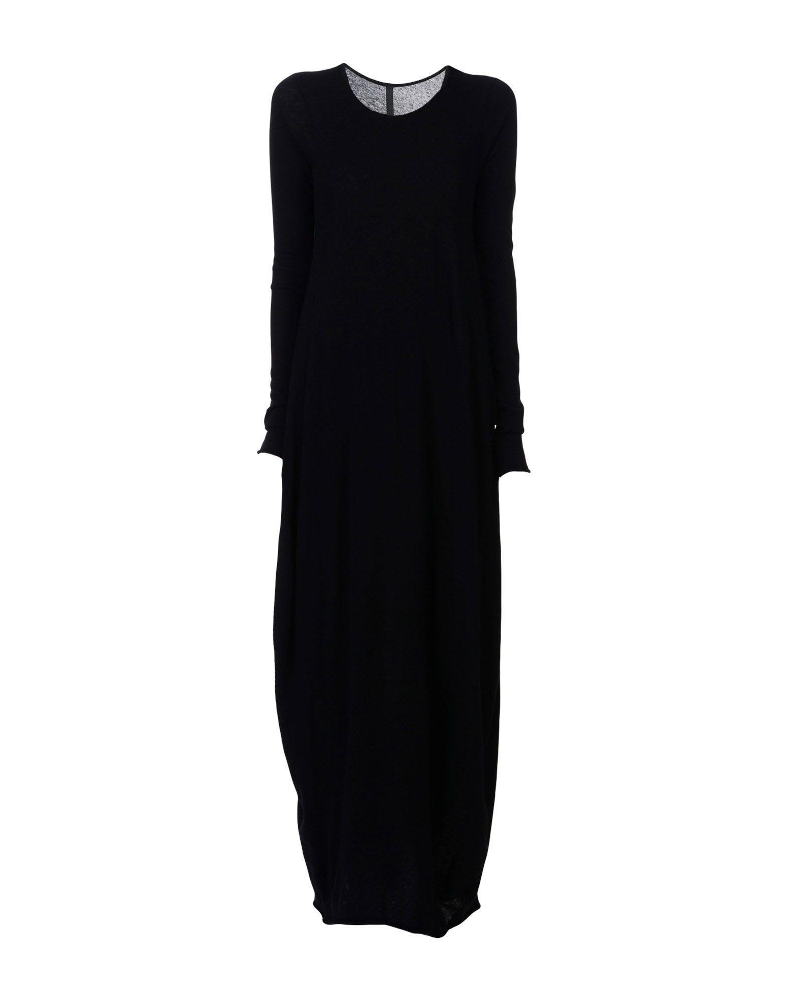 PoÈme BohÈmien Long Dresses In Black