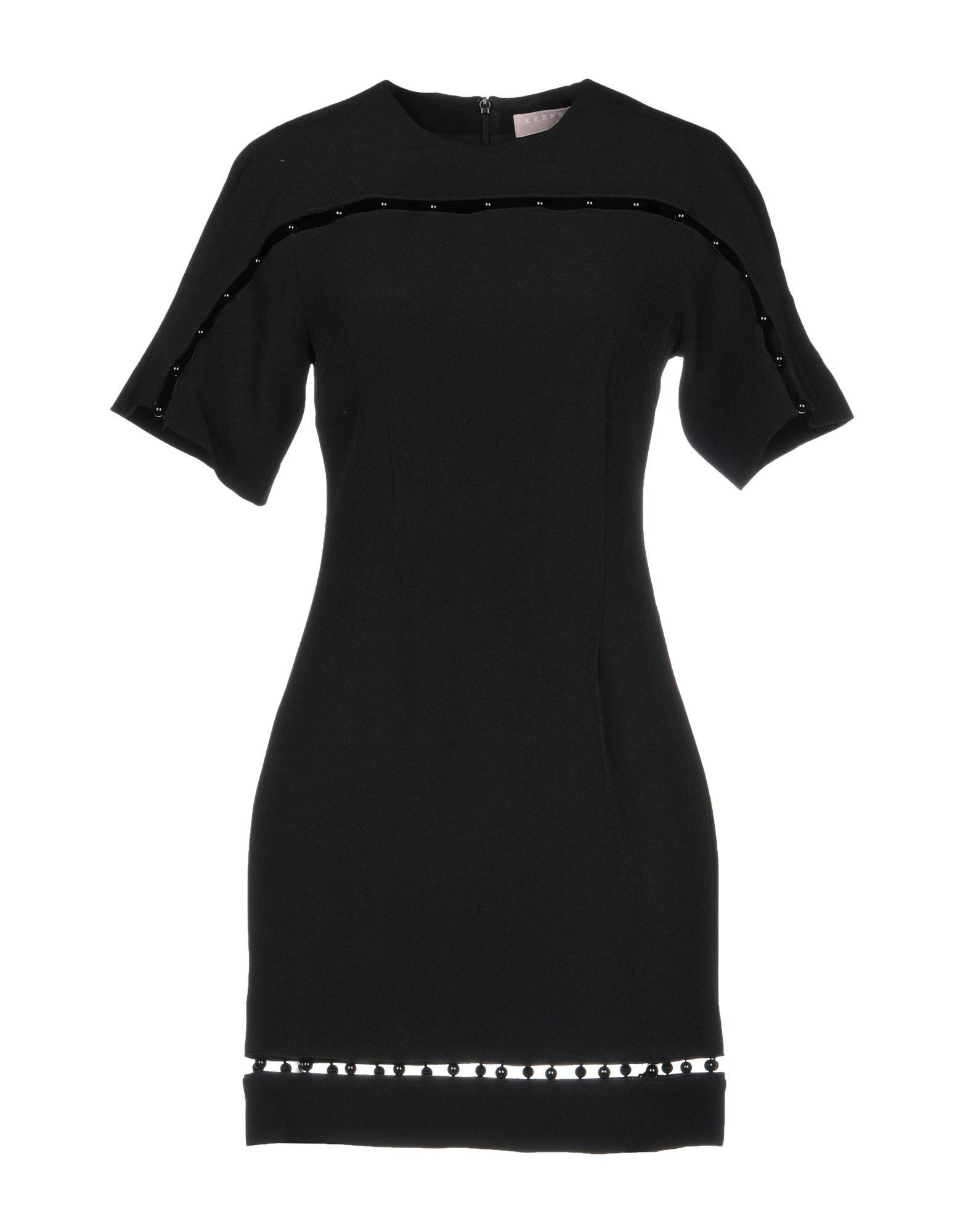 Keepsake ® Short Dresses In Black