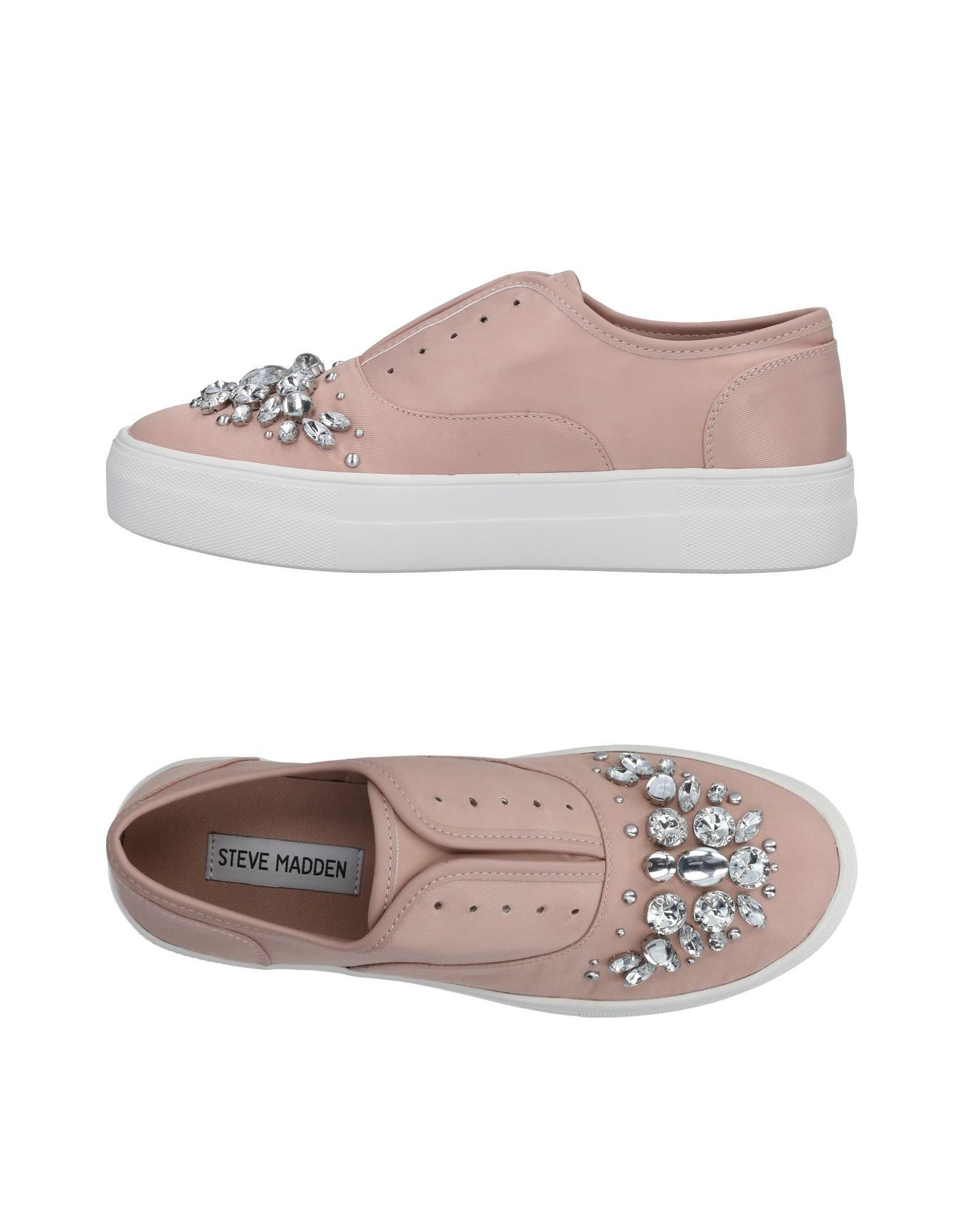 20f91c408a1 Steve Madden Sneakers In Pale Pink