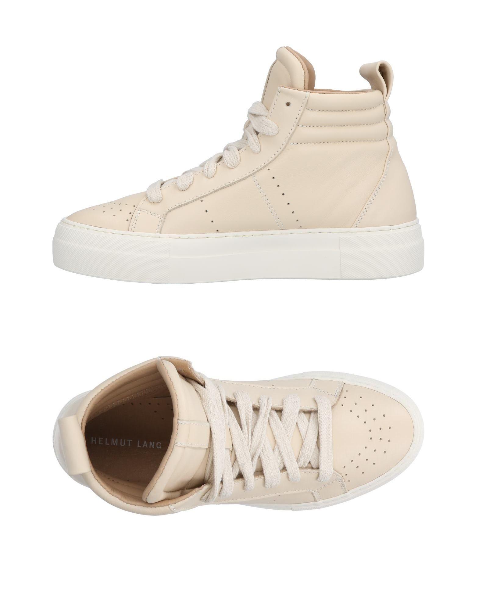 Helmut Lang Sneakers In Beige