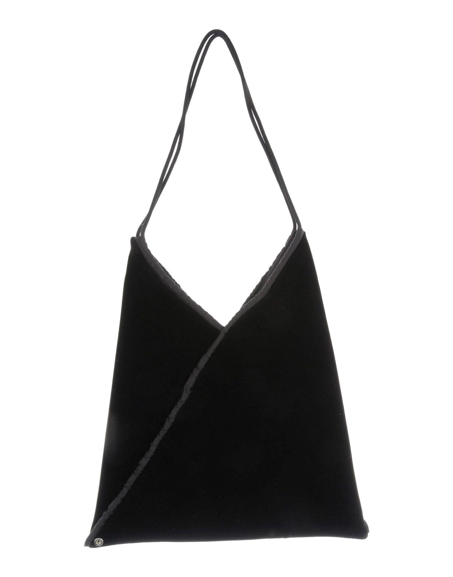 Mm6 Maison Margiela In Black