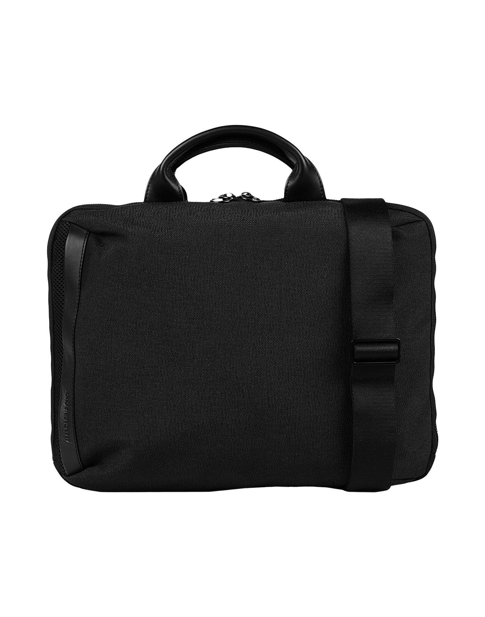 3e71631b0989 Mandarina Duck Work Bag In Black | ModeSens
