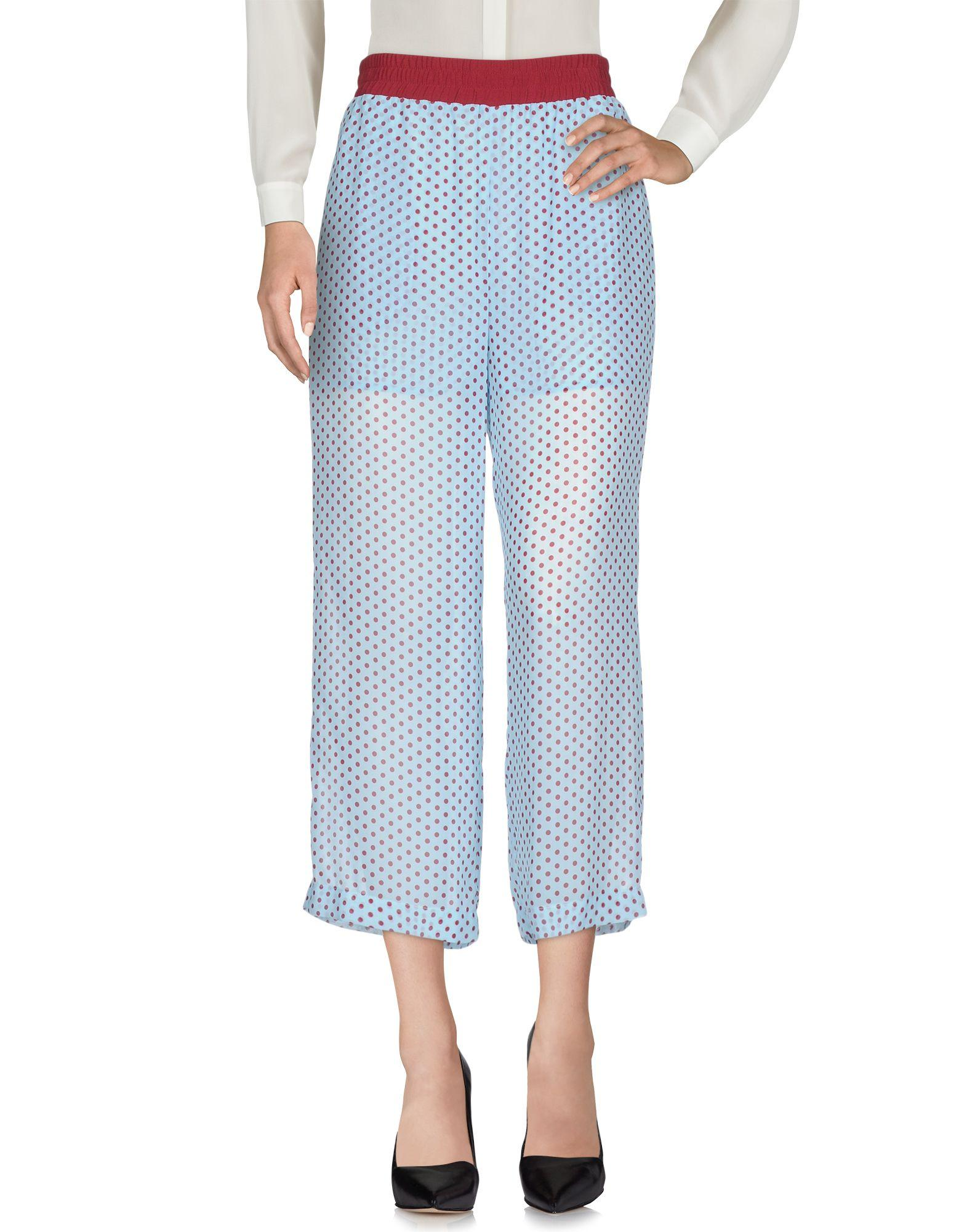 I'M Isola Marras Casual Pants In Azure