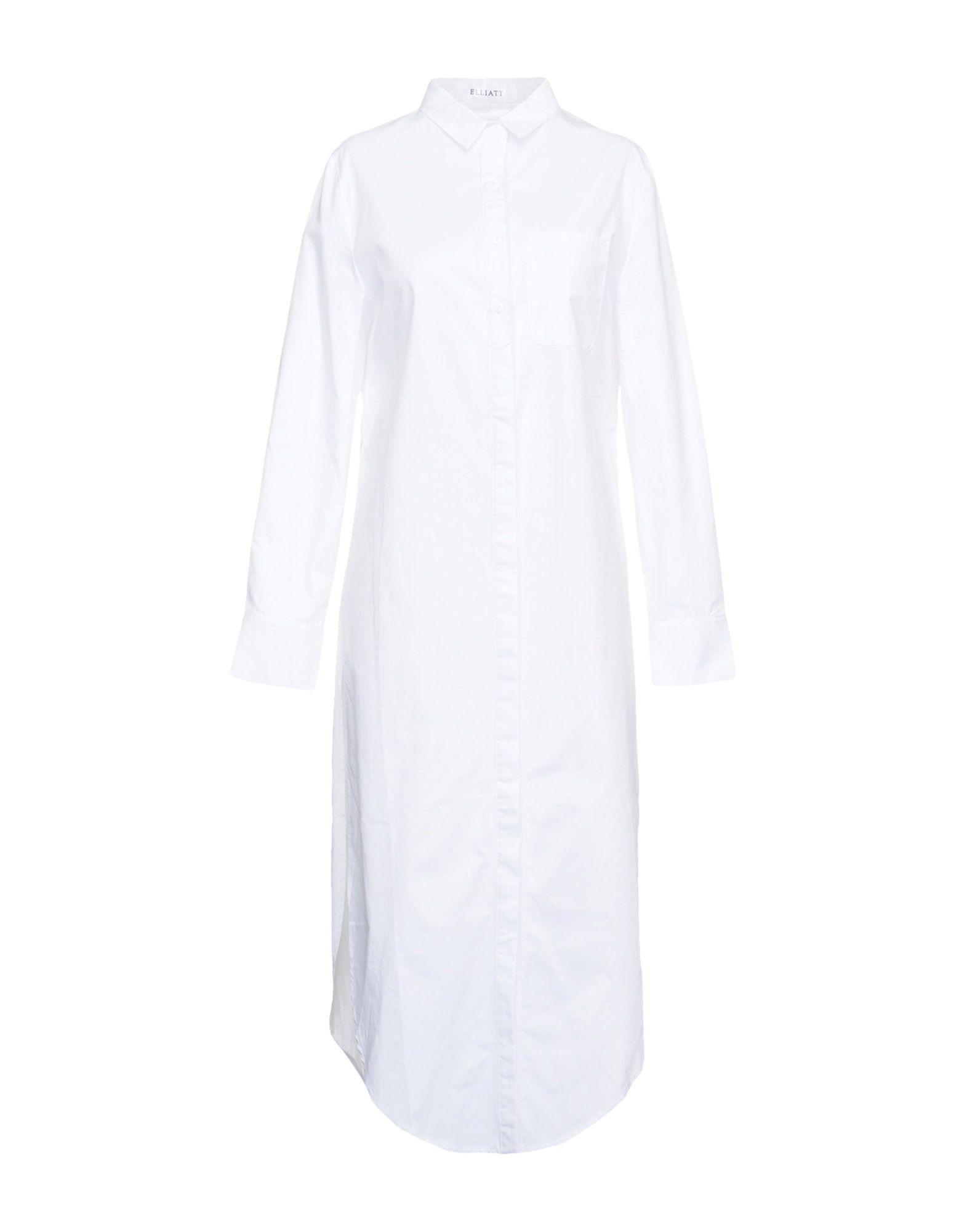 Elliatt Shirts In White