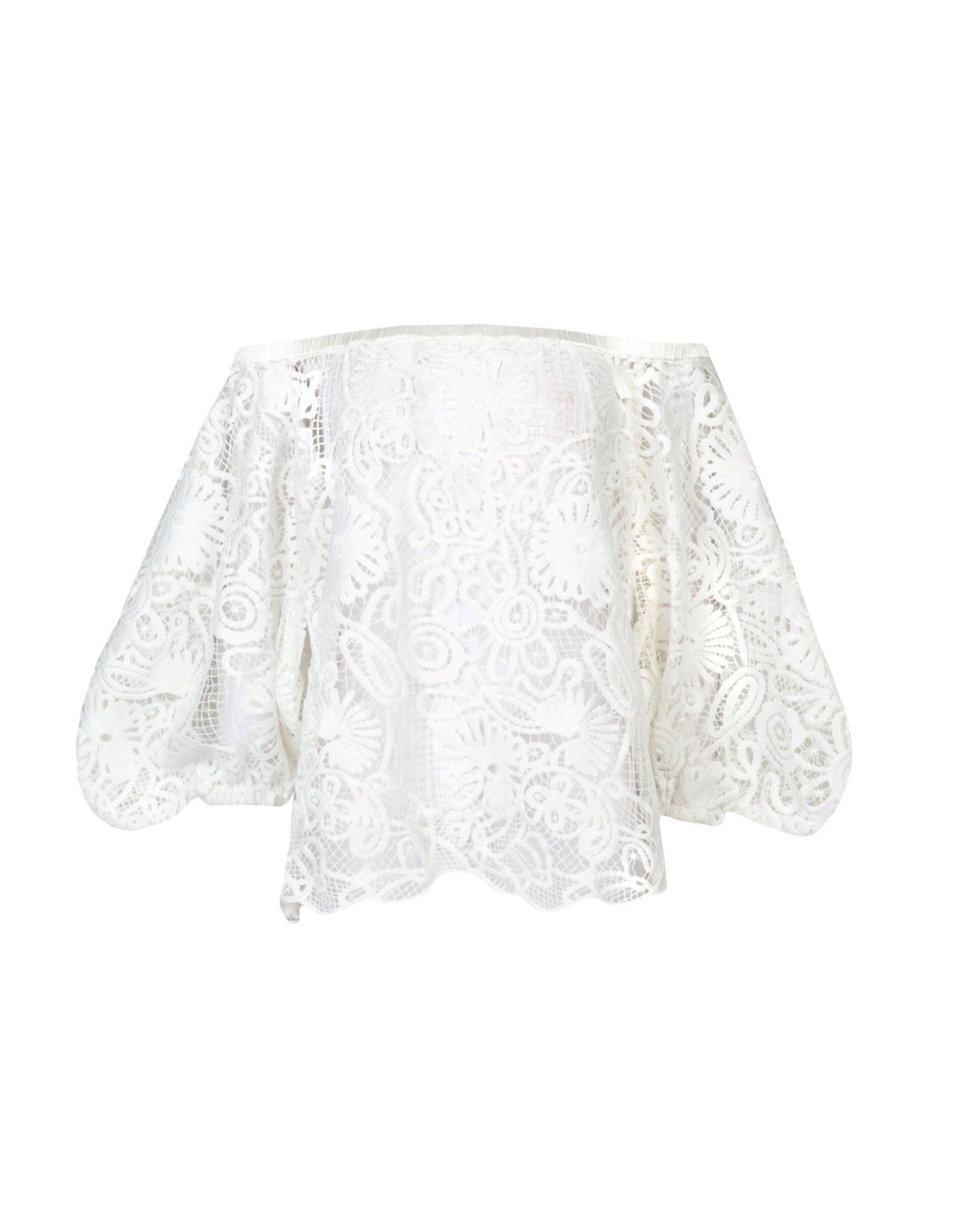 Elliatt Blouse In White