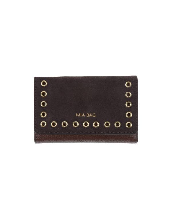 Mia Bag Wallet In Cocoa