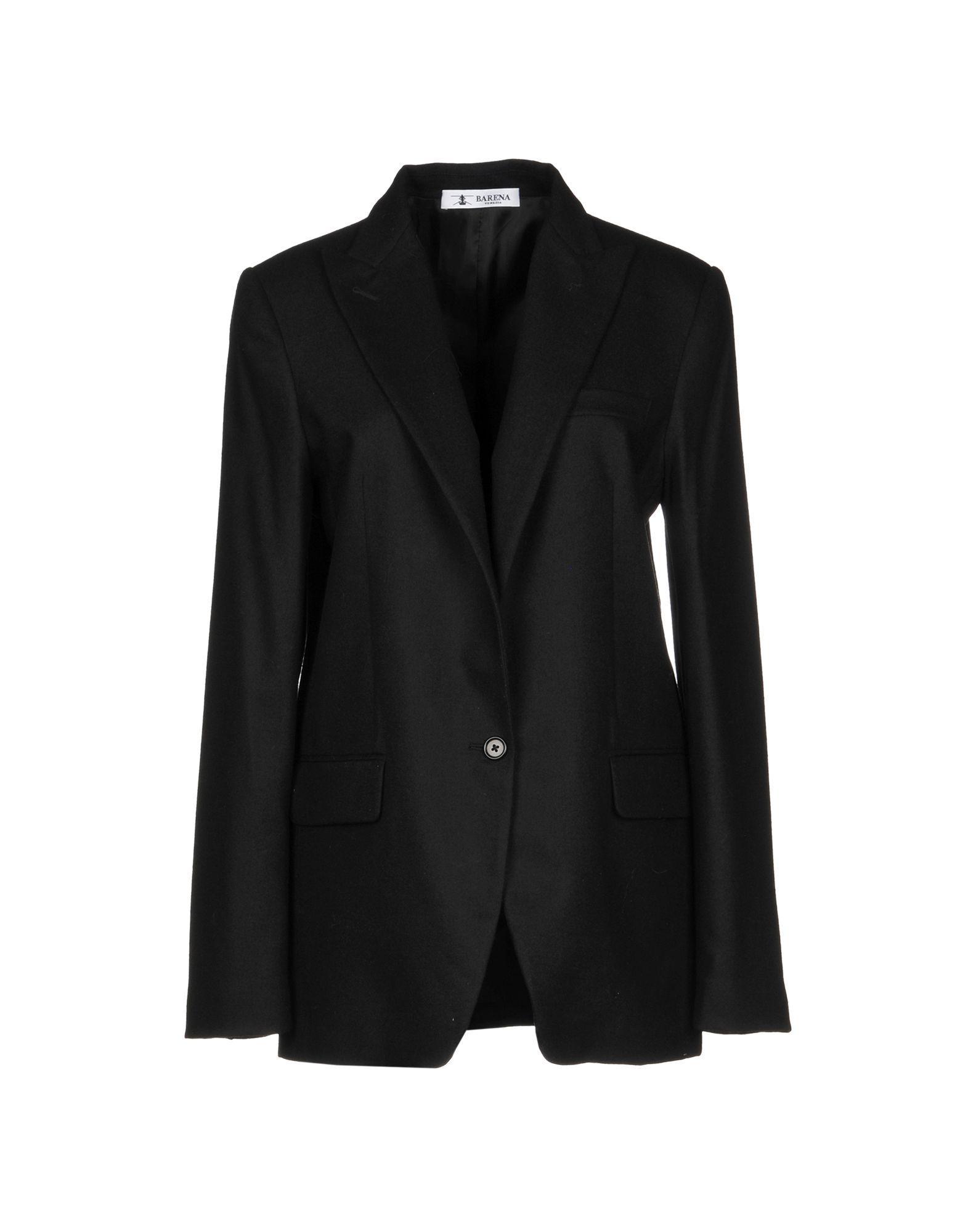 Barena Venezia Blazers In Black