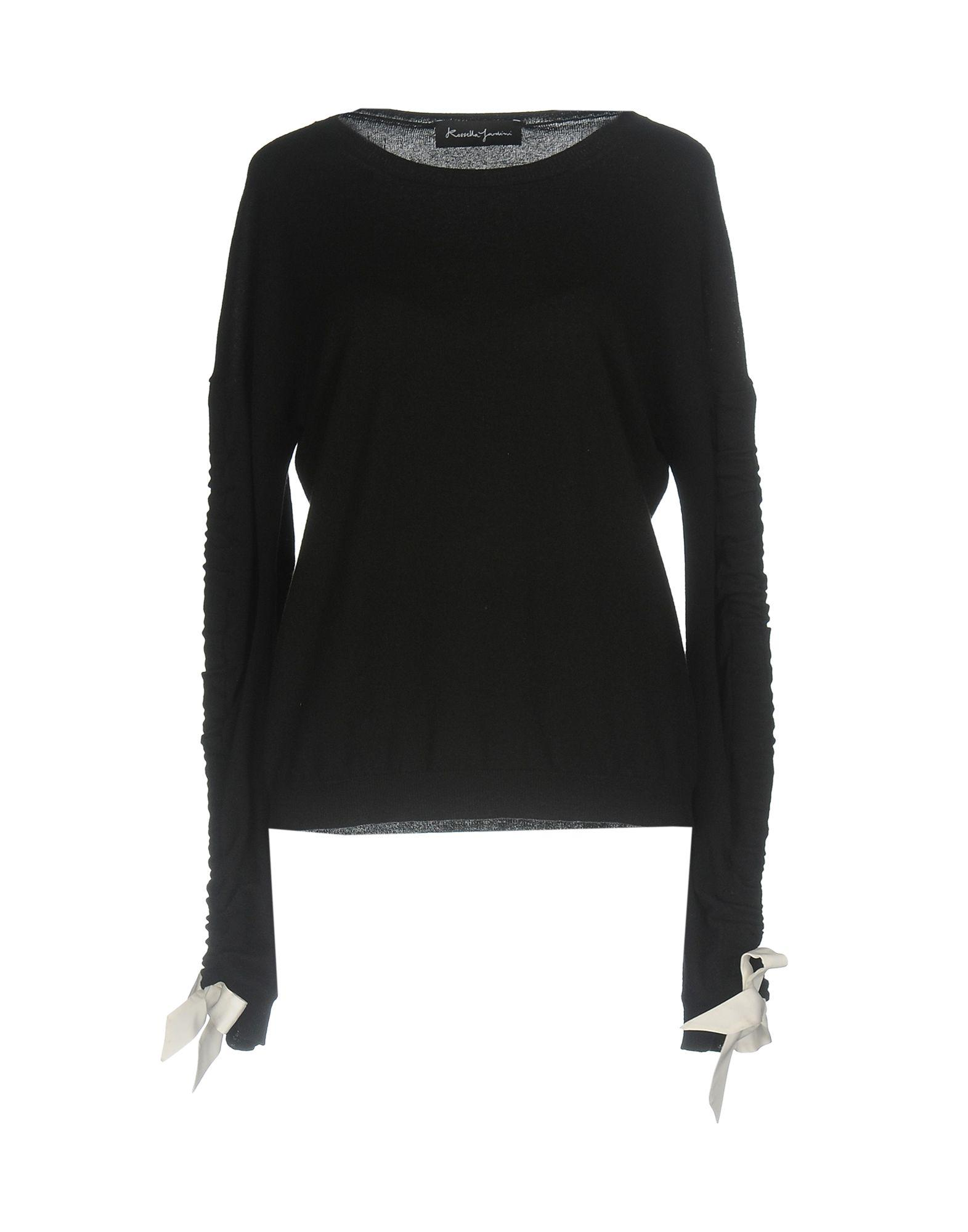 Rossella Jardini Sweater In Black