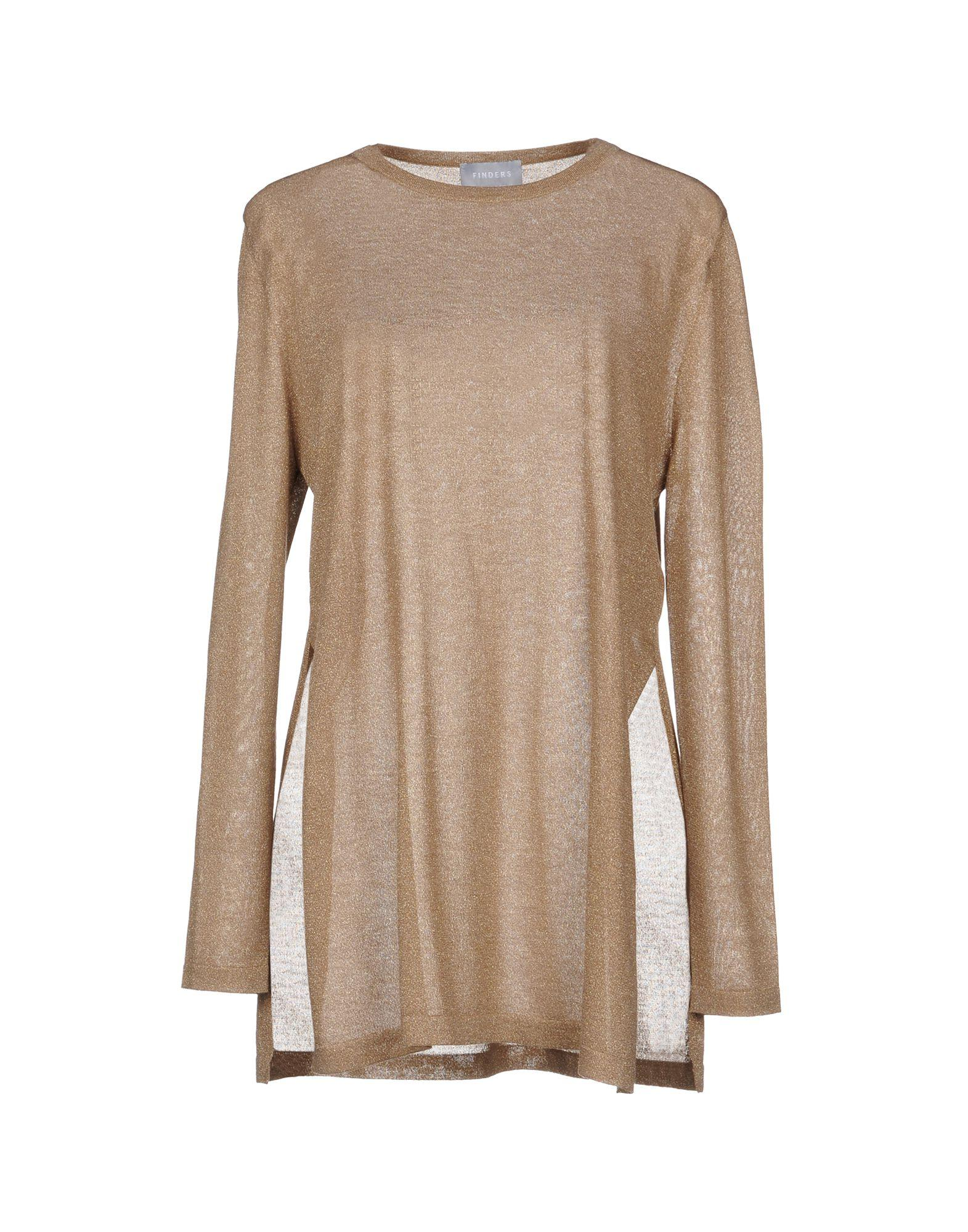 Finders Keepers Sweater In Khaki