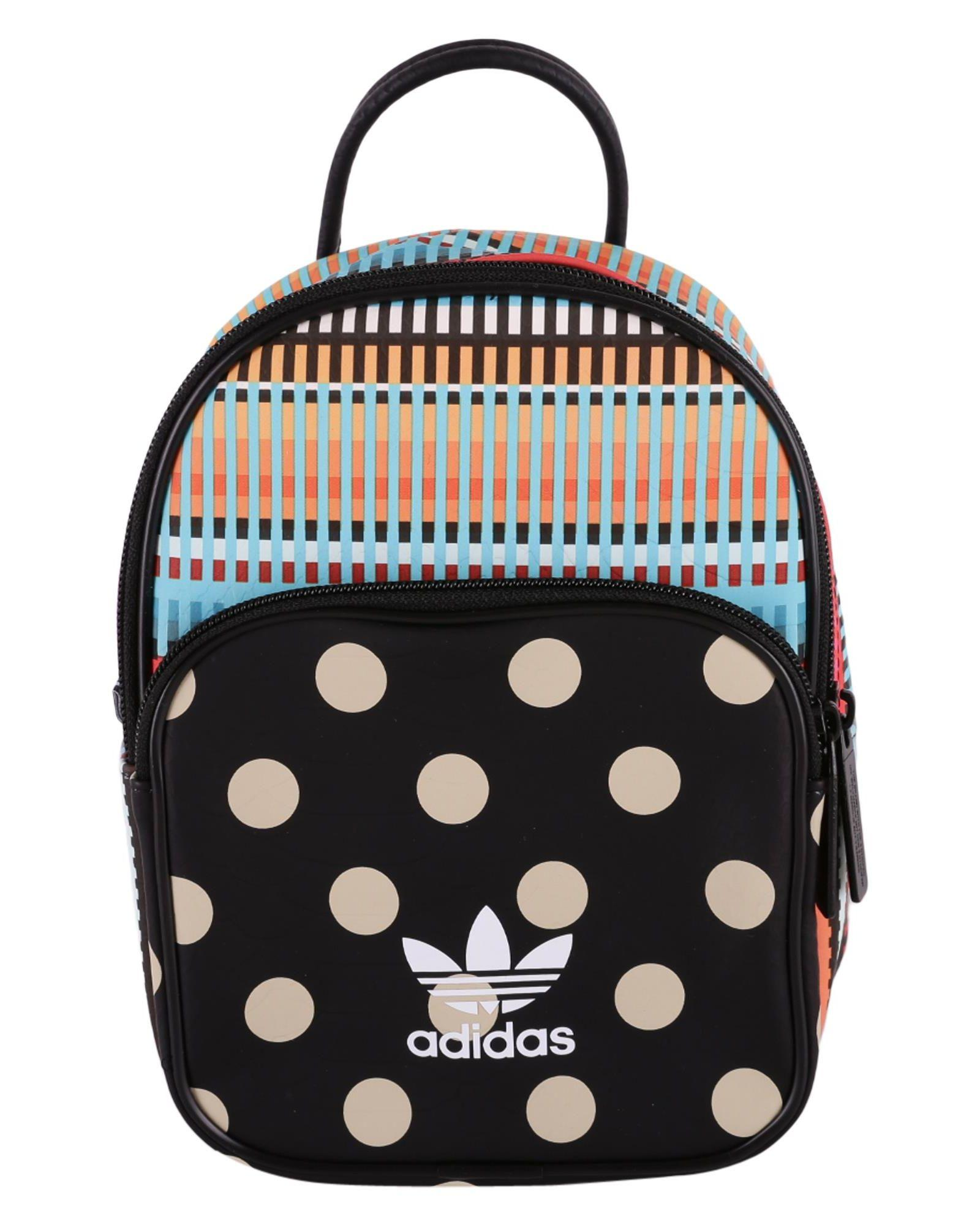 ec24ab243daf Adidas Originals Mini Backpack In Multicolor