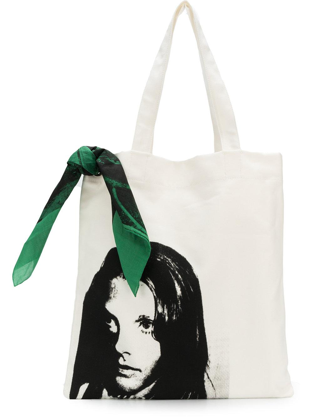 360eddf5e CALVIN KLEIN 205W39NYC. X Andy Warhol Foundation Sandra Brant Tote Bag