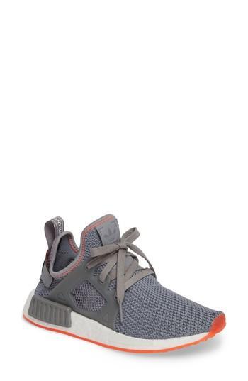 3a0b7f2c84b6d Adidas Originals Nmd Xr1 Athletic Shoe In Grey  Grey  Solar Red ...