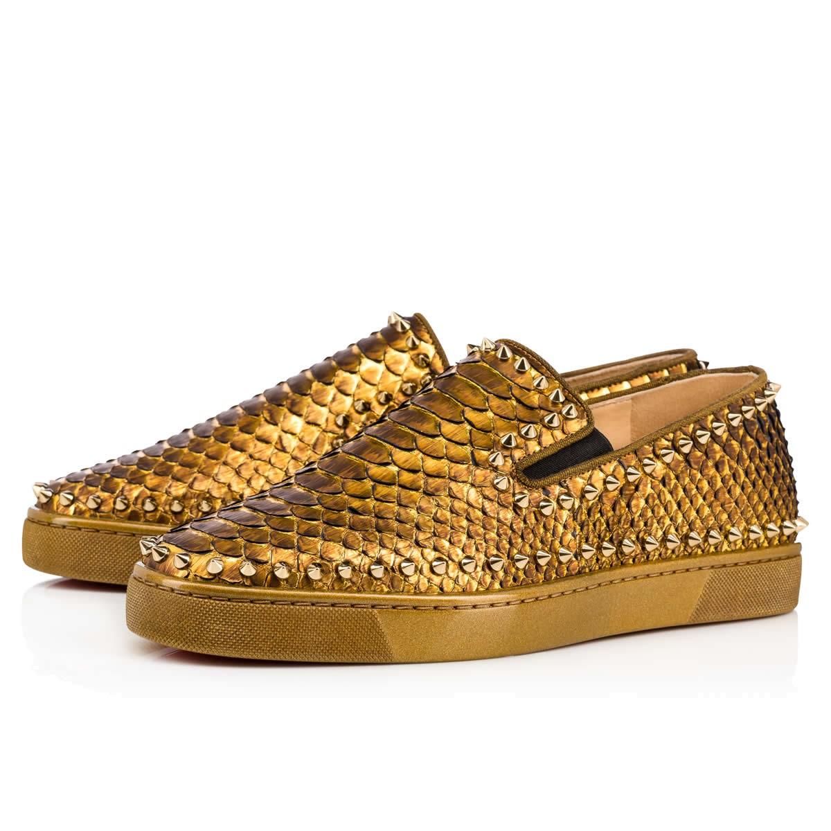 christian louboutin men shoe