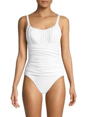 Gottex Swim Tutti Frutti One-Piece Swimsuit In White