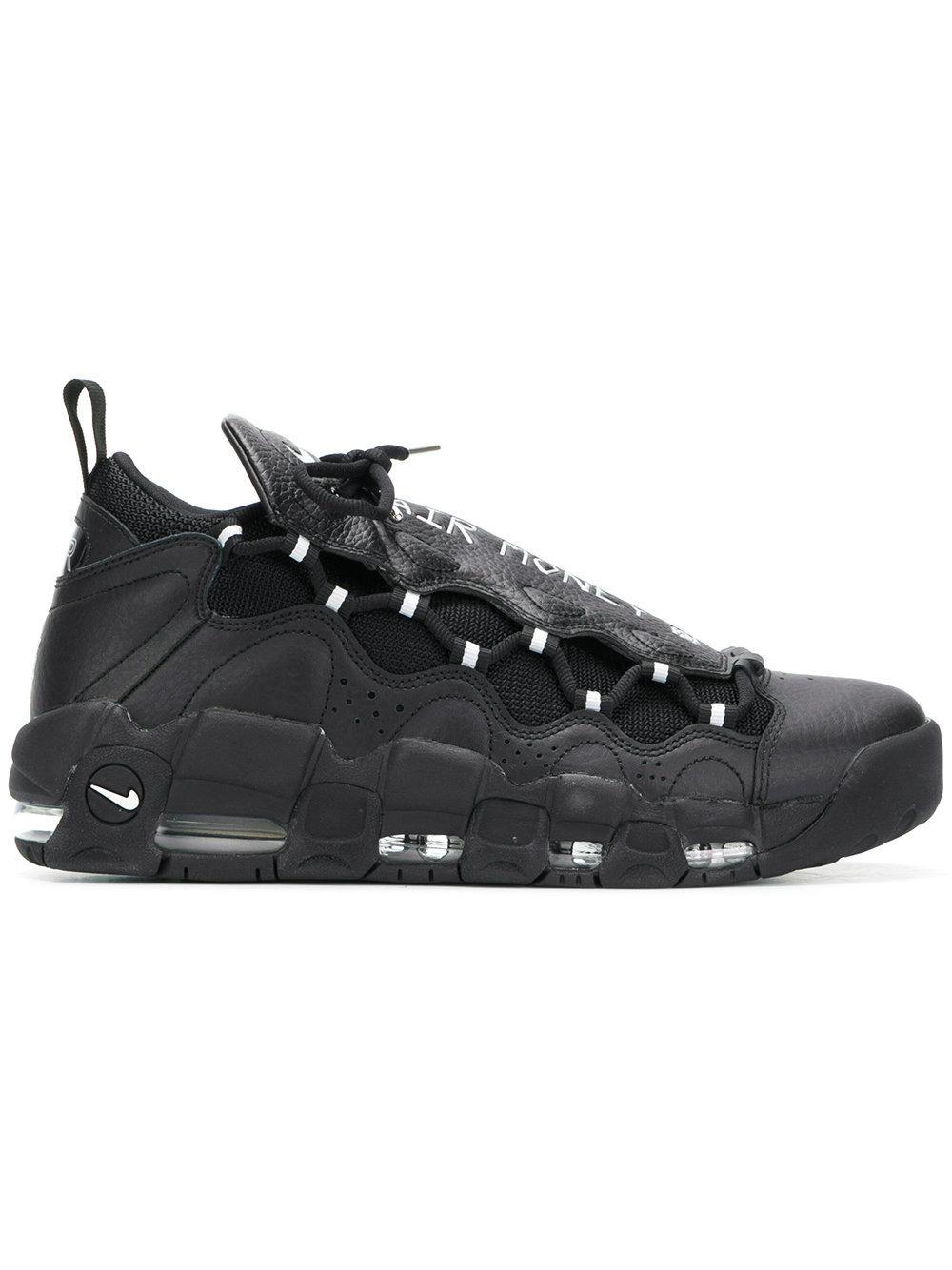 eef3df5bf Nike Men's Air More Money Basketball Shoes, Black | ModeSens