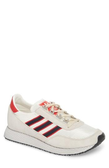 Adidas Spezial Zx 280 Spzl Mens Sneakers Navy Grey White