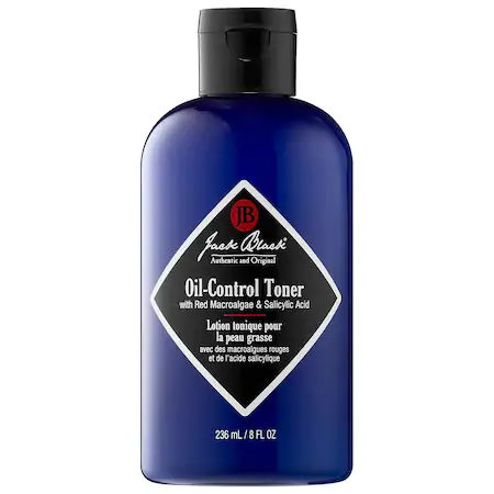 Jack Black Oil-control Toner 8 oz/ 236 ml