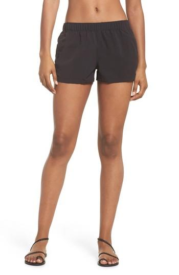 Barely Baggies Shorts in Blk Black