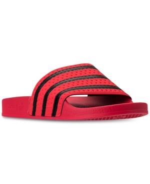 1f00d0b0962a ADIDAS ORIGINALS. Adidas Men s Adilette Slide Sandals From Finish Line ...