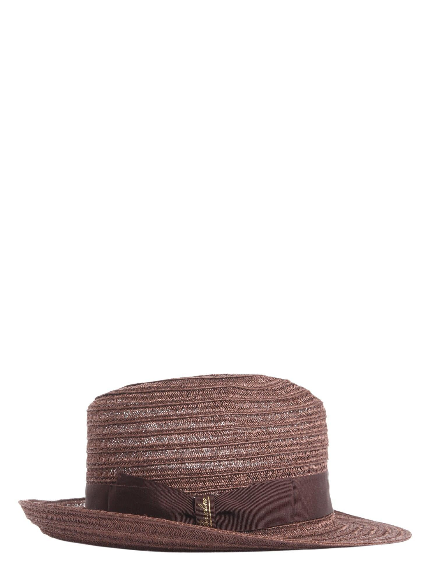 bb774033 Borsalino Braided Hemp Hat In Color   ModeSens