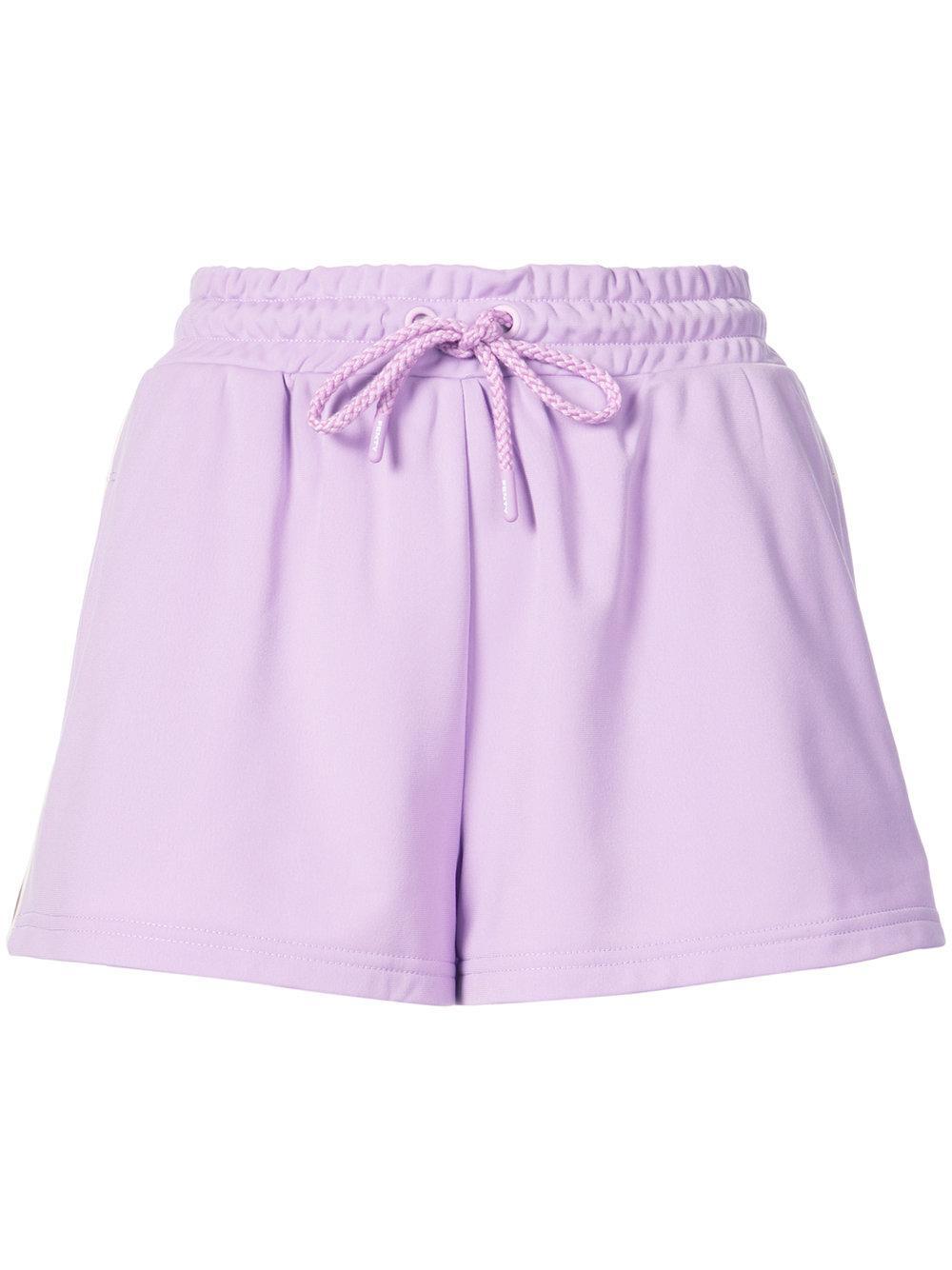 7568c7f821aa Fenty X Puma Side Split Shorts - Pink In Pink   Purple
