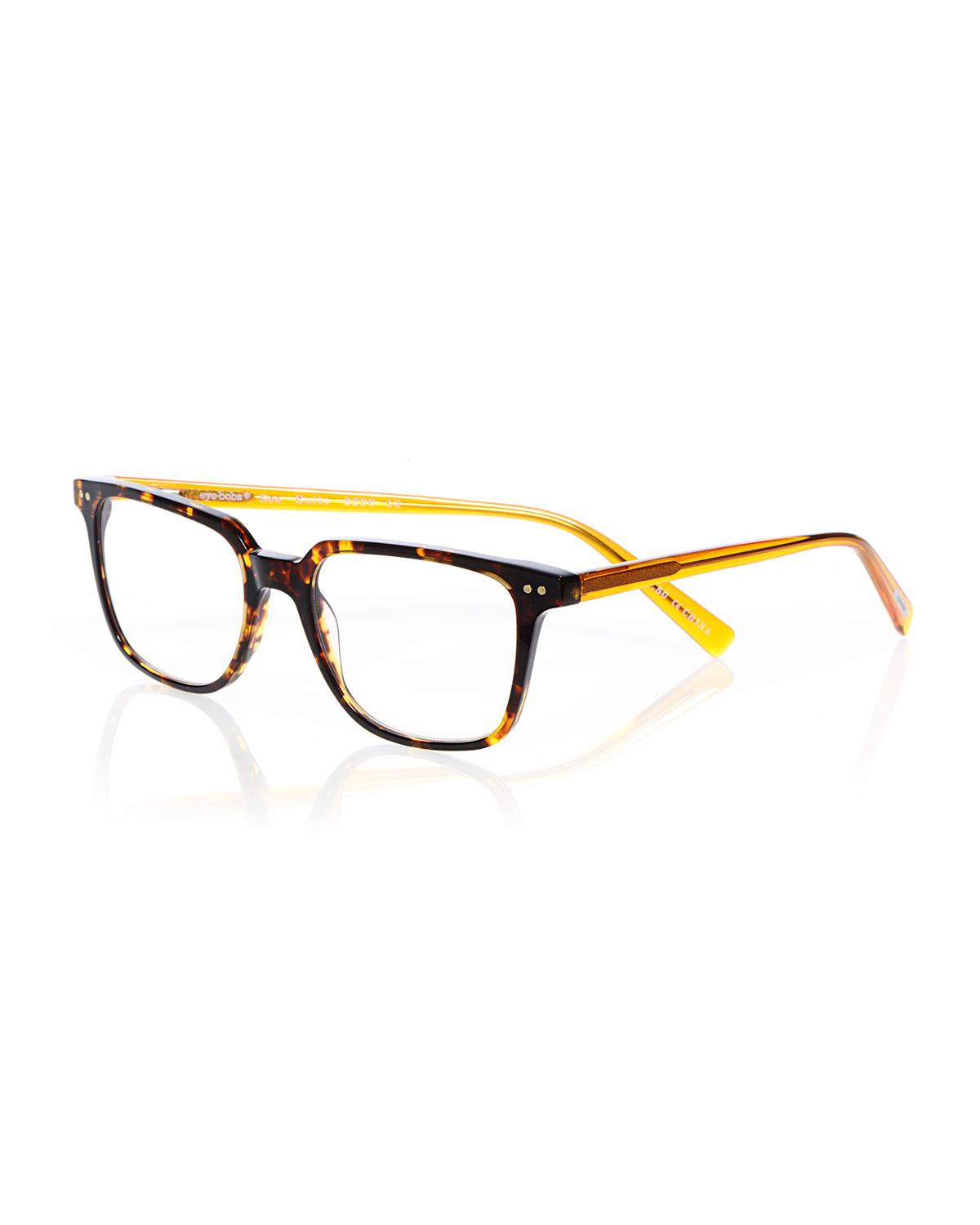 5d04be10097 Eyebobs C Suite Square Acetate Reading Glasses