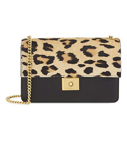 e0df7a730461 Mulberry Cheyne Leopard Cross-Body Bag | ModeSens