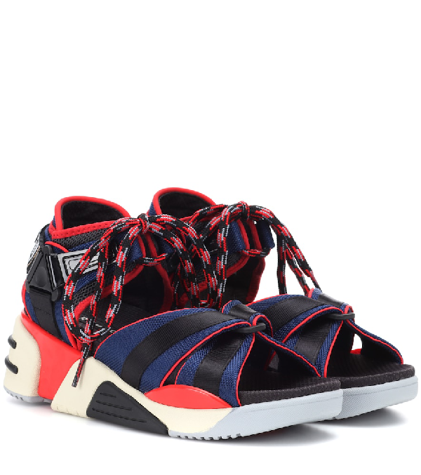 Marc Jacobs Somewhere Sport Sandals In Multicoloured