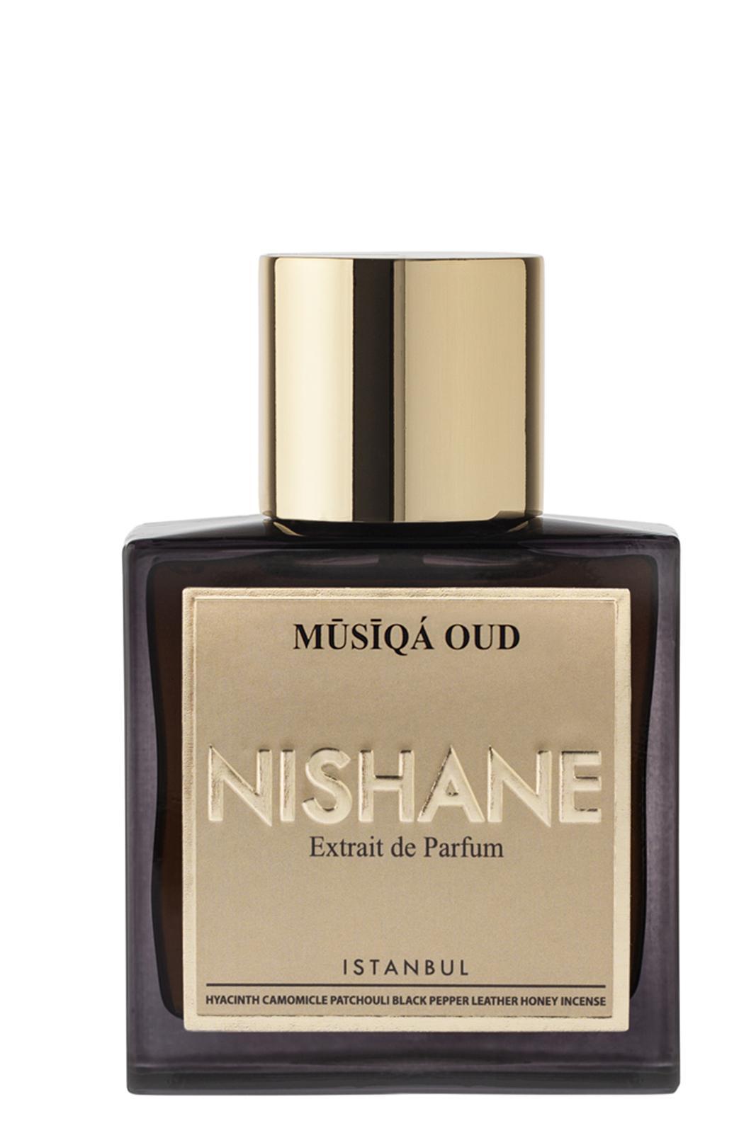 Nishane Istanbul Musiqa Oud Extrait De Parfum 50 ml In Brown