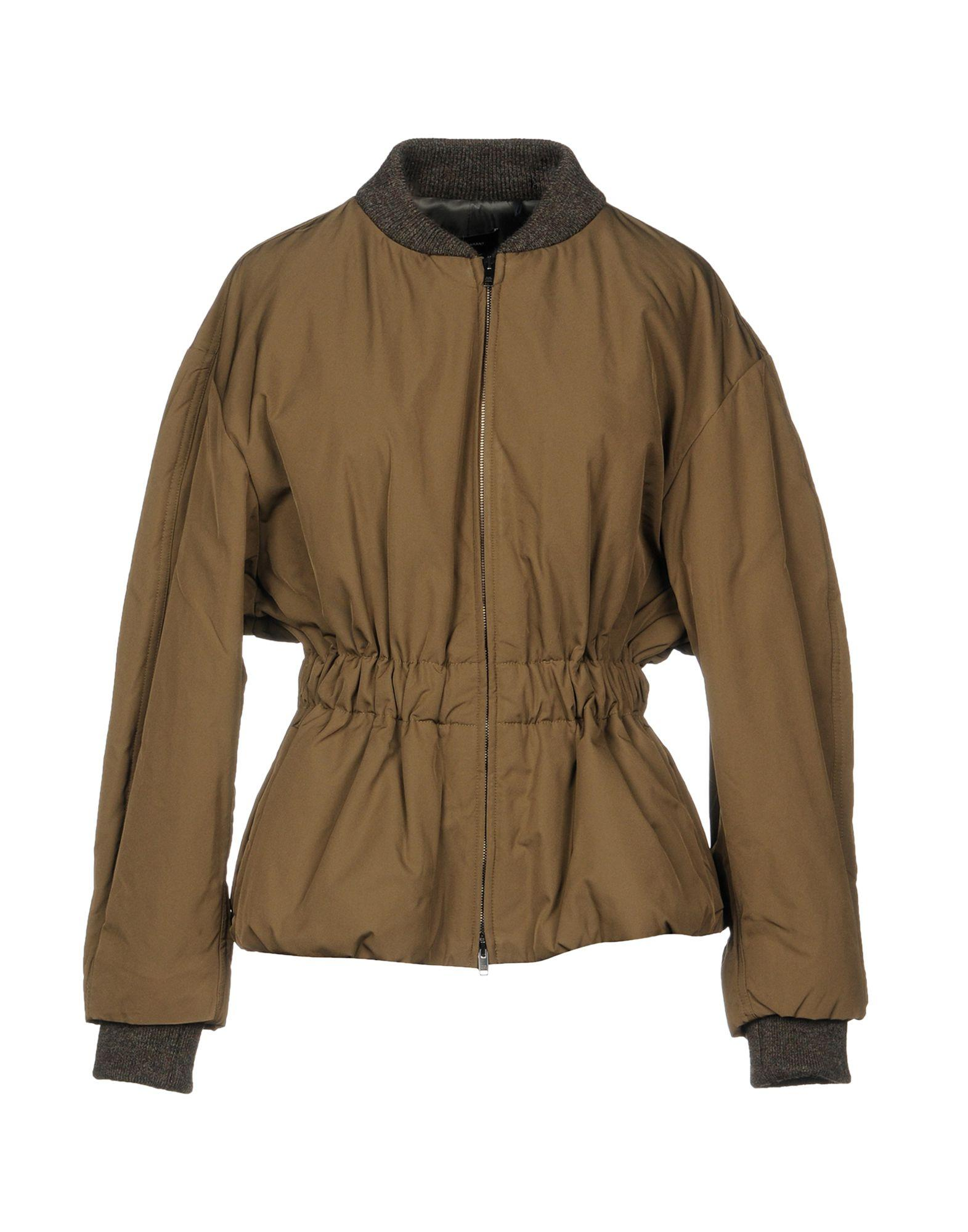 Isabel Marant Jacket In Military Green