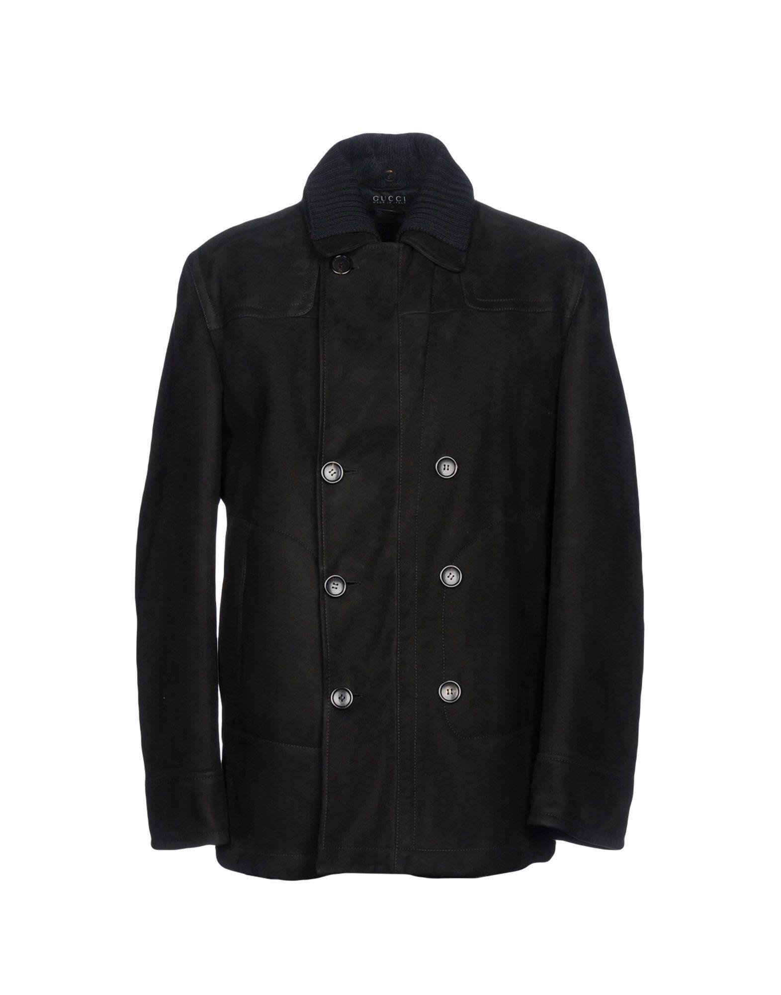 Gucci Shearling In Black